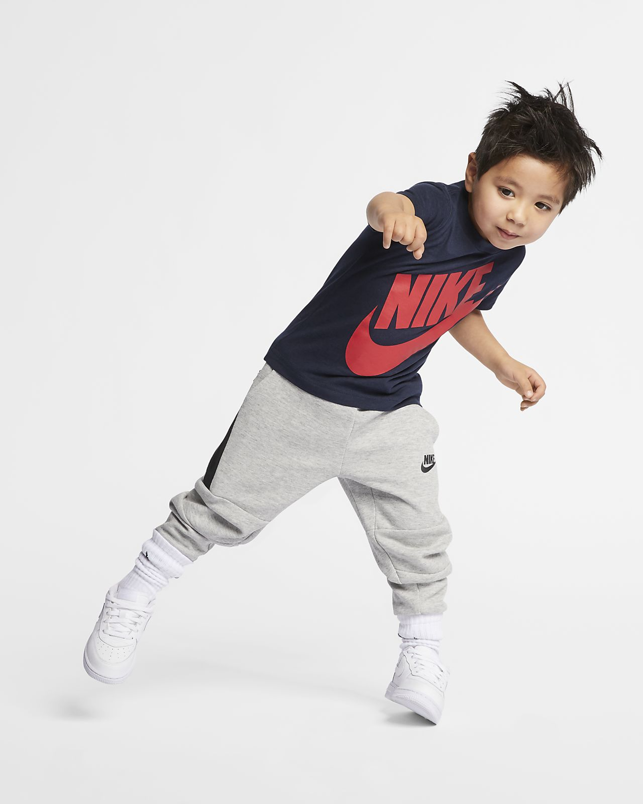t-shirt sport enfant nike