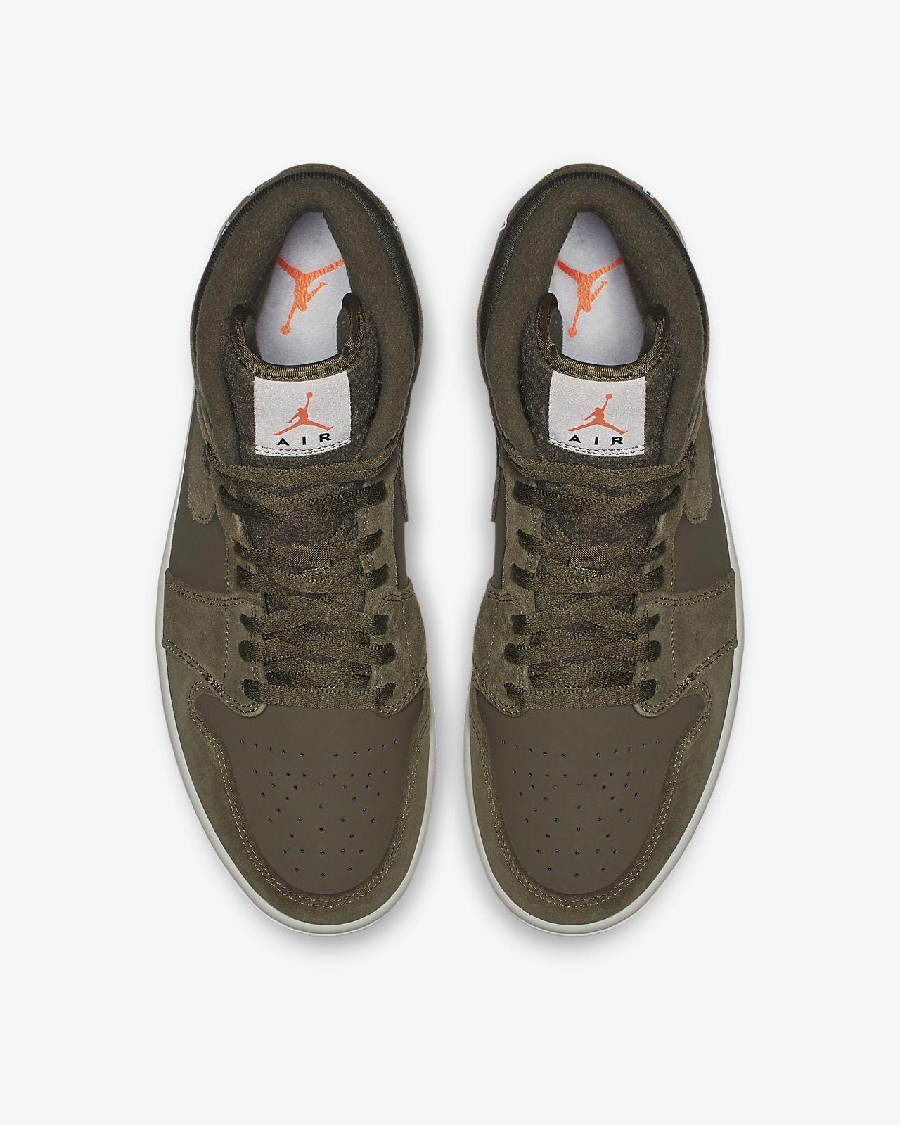 6de31bcb48df Air Jordan 1 Mid Premium Men s Shoe. Nike.com SA