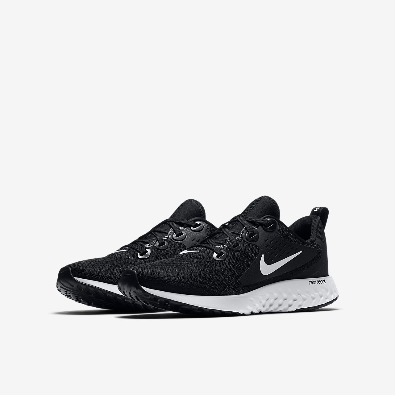 bda1ca755b5 Nike Legend React Big Kids  Running Shoe. Nike.com