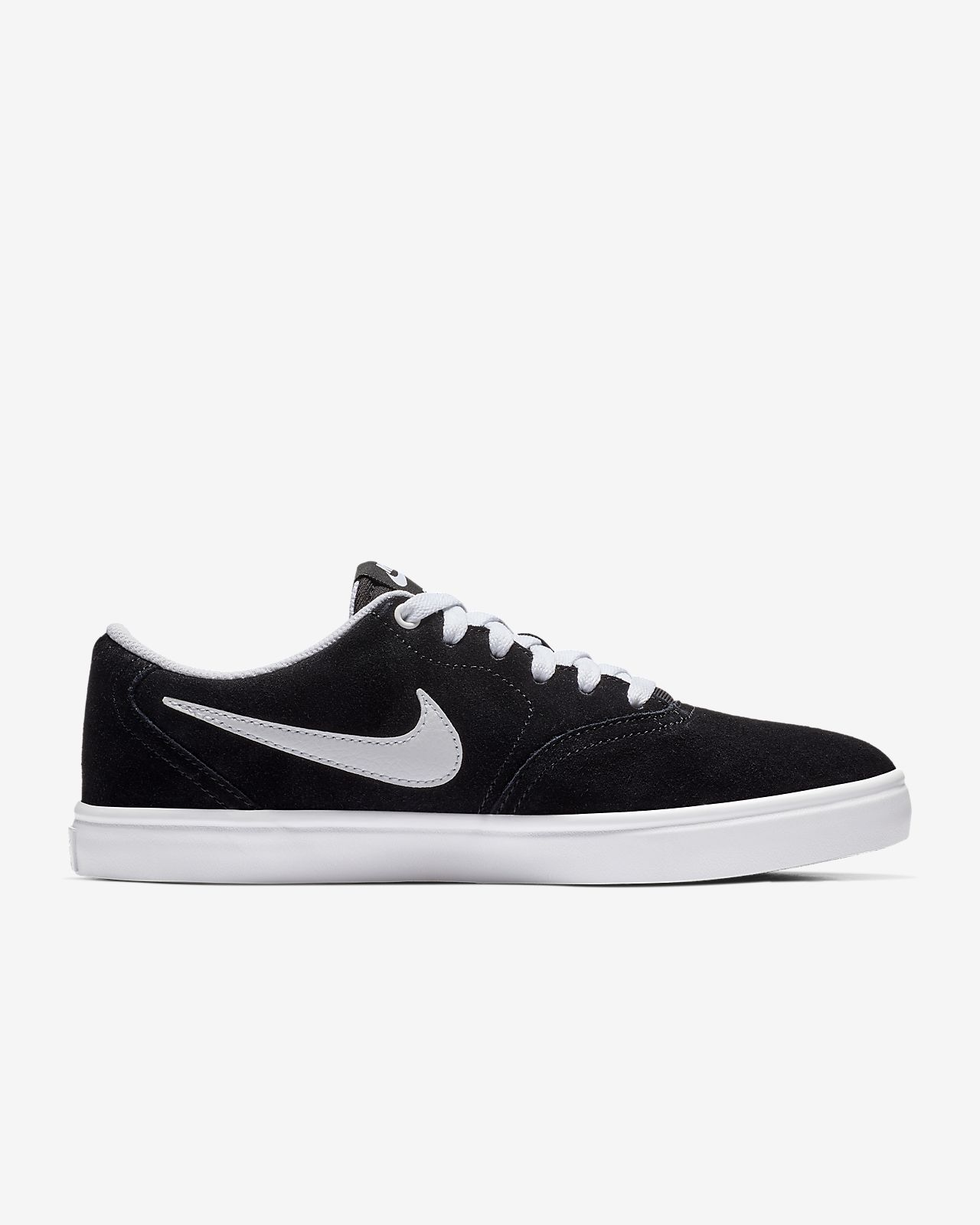 Nike Nike SB Check Solarsoft Women's Skate Shoes, Size: 6, Black from Kohl's   more