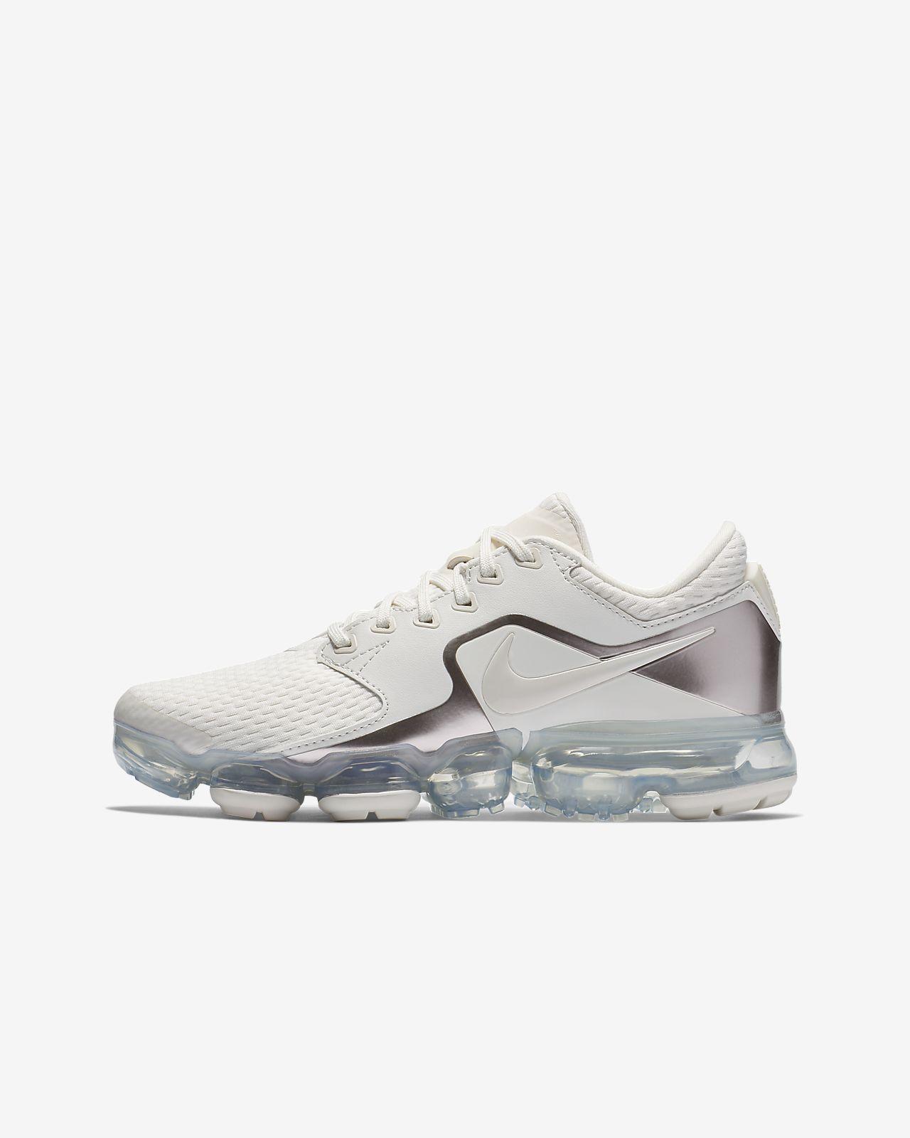 Nike Air VaporMax sko til store barn