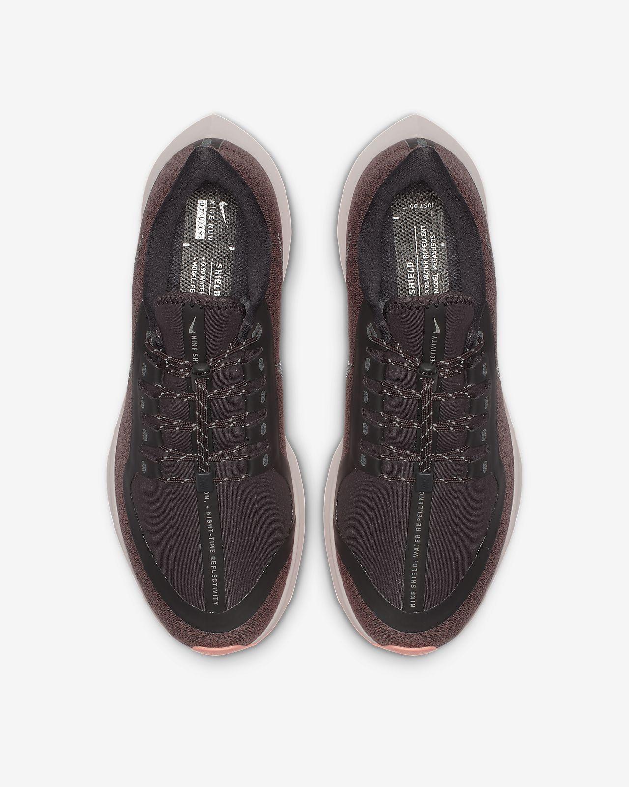 cf4a143f3 ... Sapatilhas de running Nike Air Zoom Pegasus 35 Shield Water-Repellent  para mulher