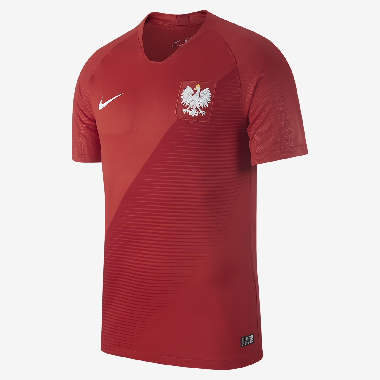 2018 Poland Stadium Away Men's Football Shirt
