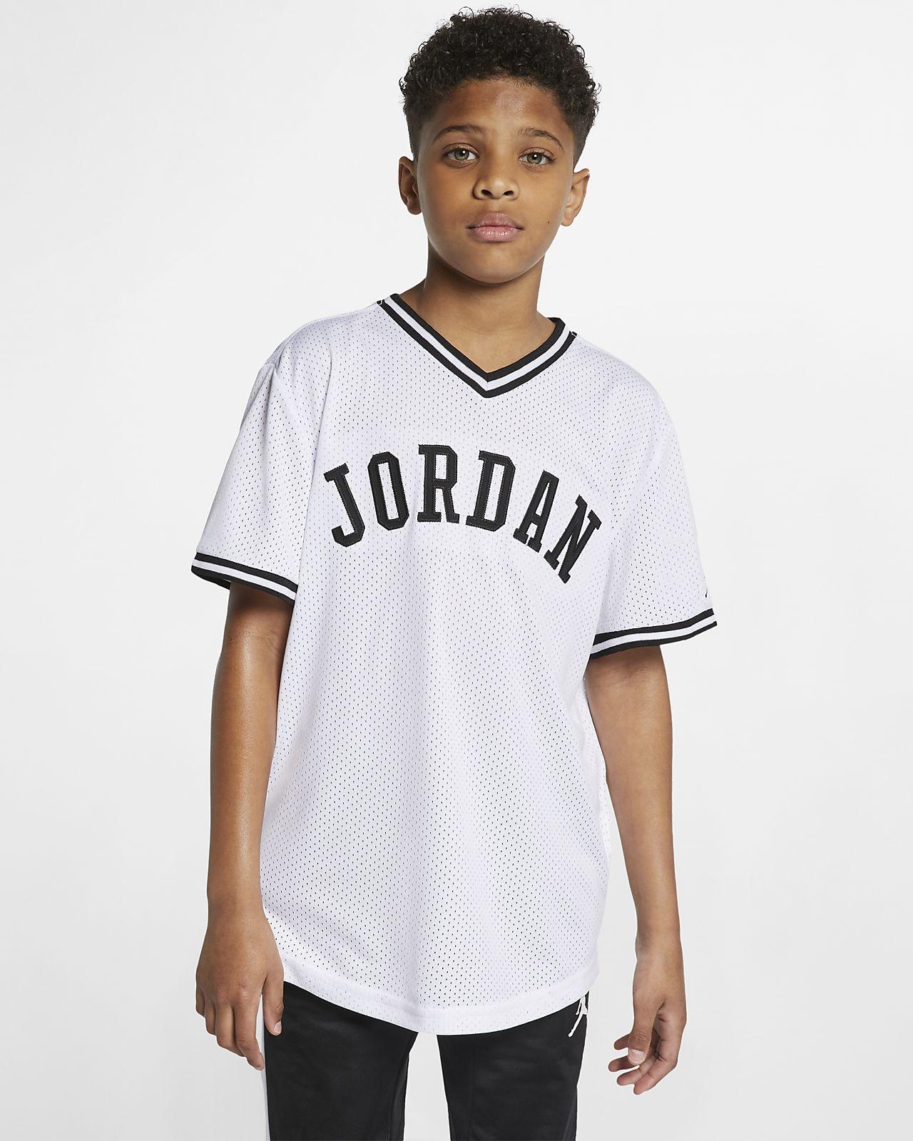 Jordan Jumpman Air Older Kids' (Boys') Jersey