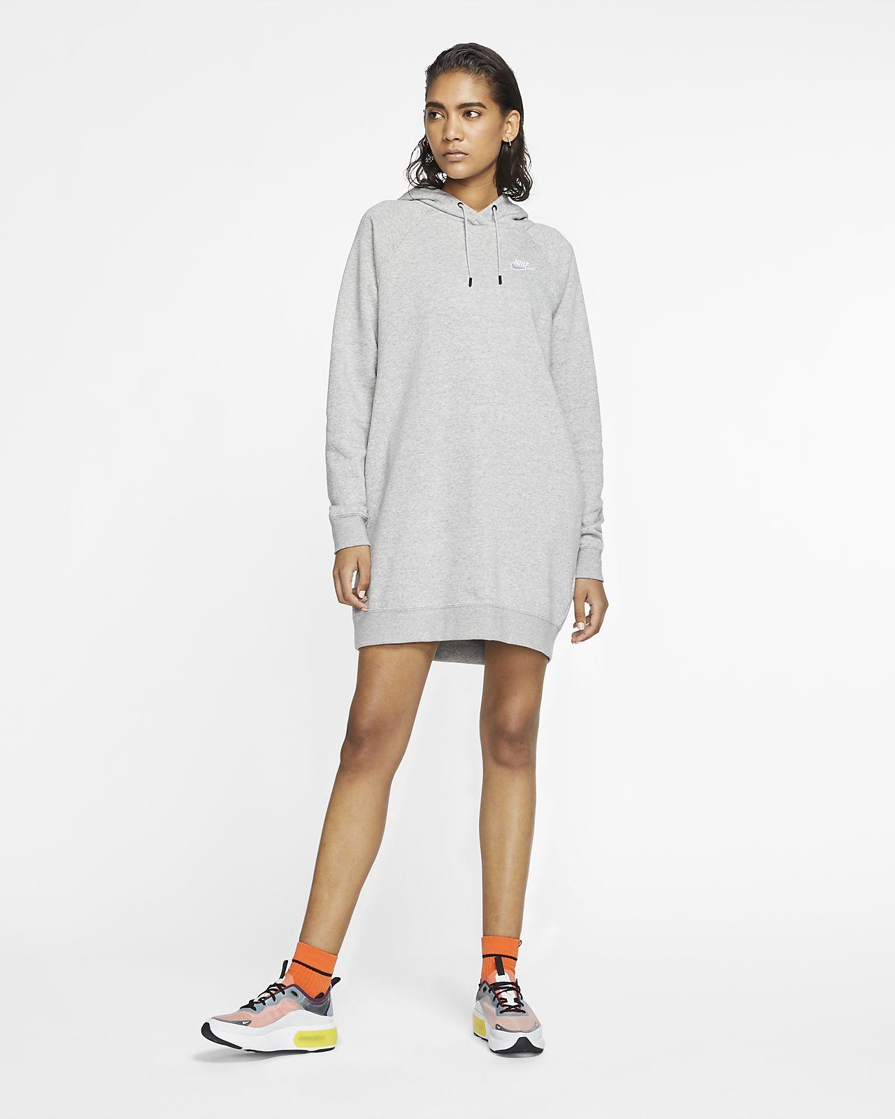 Флисовое платье Nike Sportswear Essential