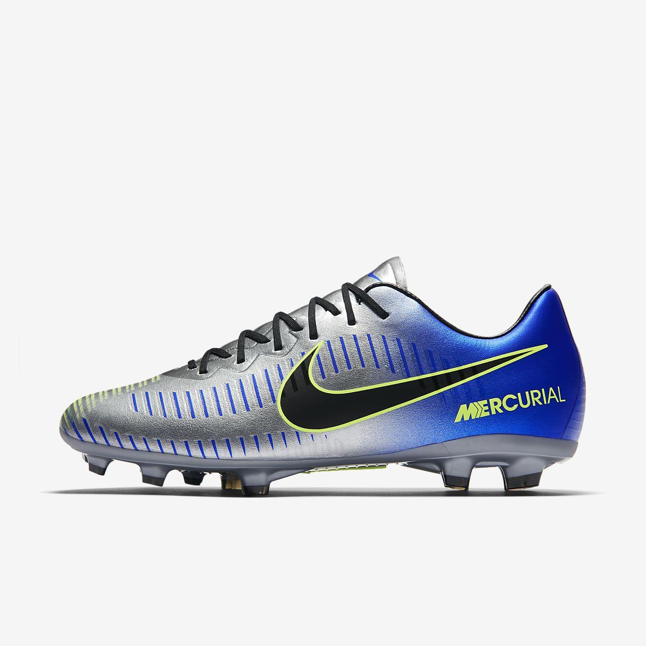 III 33 Calcio Da Nike Sintetico Scarpini Per Mercurial Victory Junior Campo BCtwqfR