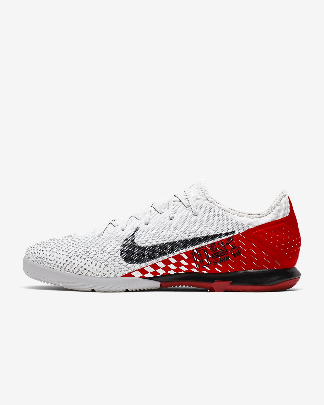 Nike fußballschuhe halle mit socken, nike air max thea mid