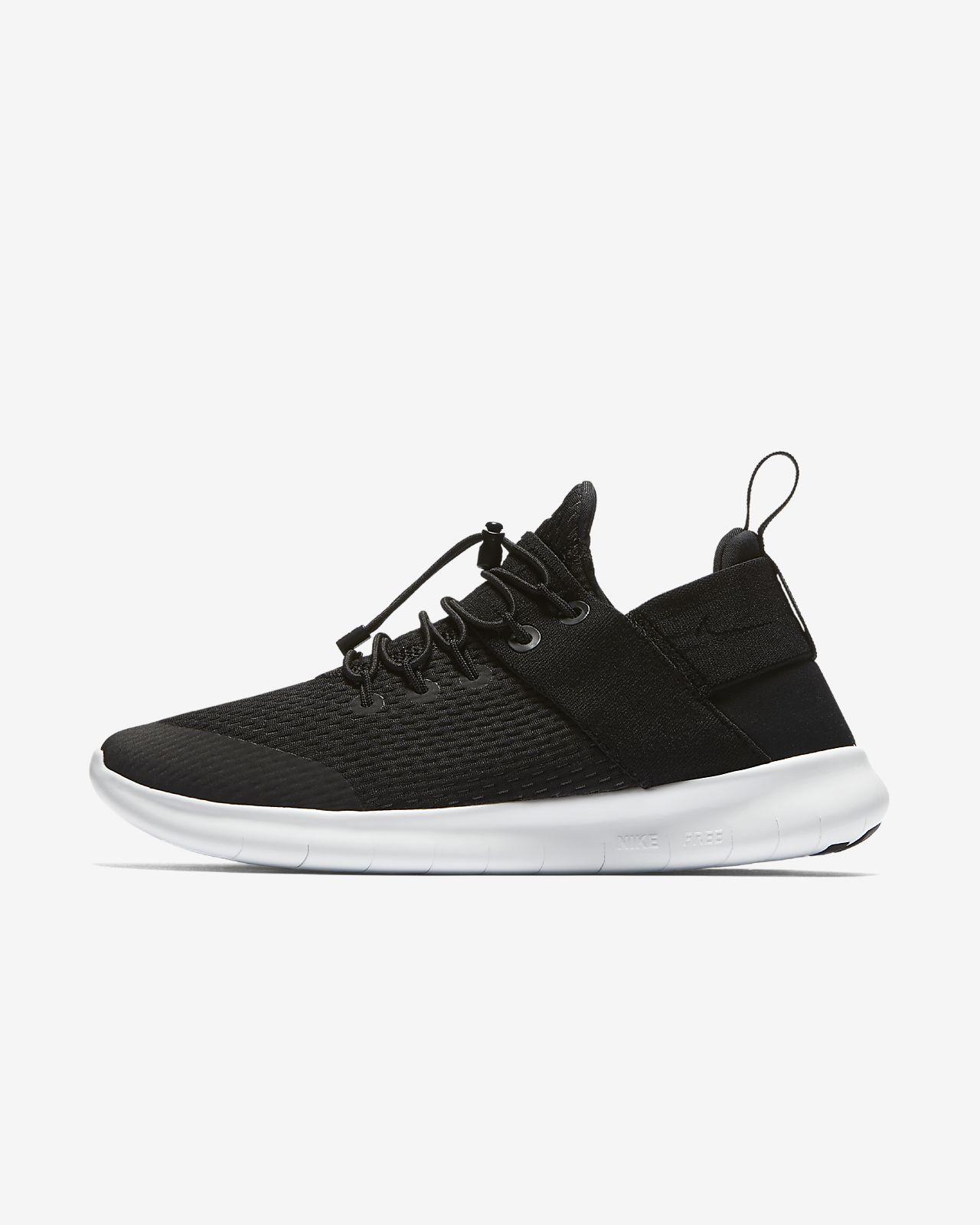NIKE Free RN Donna Sneakers Scarpe da Corsa Scarpe Sportive 880842 003 Nero Nuovo