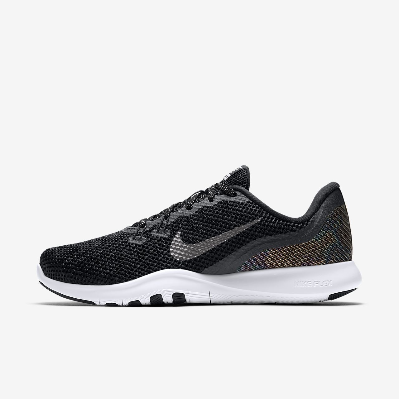 ... Nike Flex Trainer 7 Metallic Women's Training Shoe
