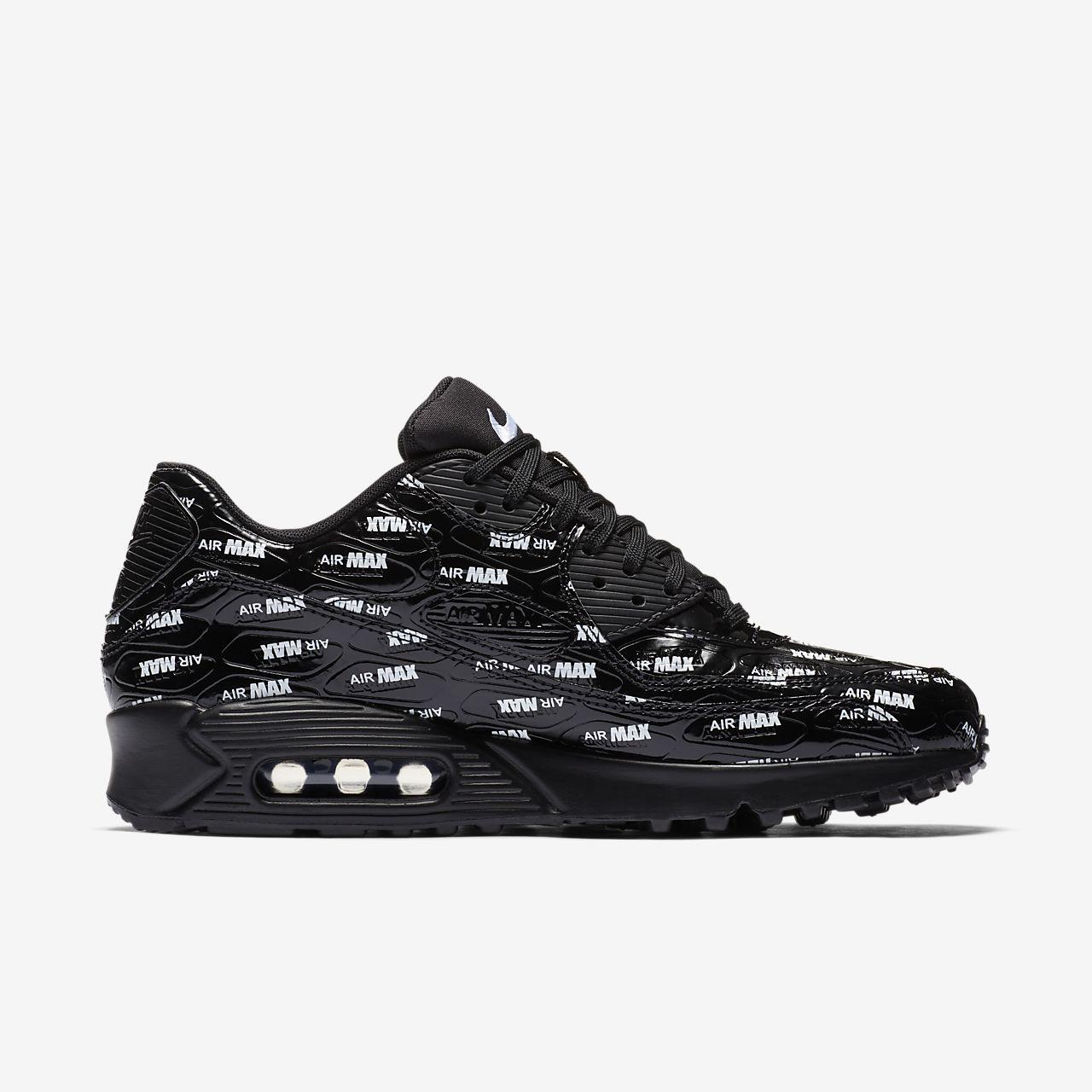 separation shoes 7fab3 1affe ... Chaussure Nike Air Max 90 Premium pour Homme