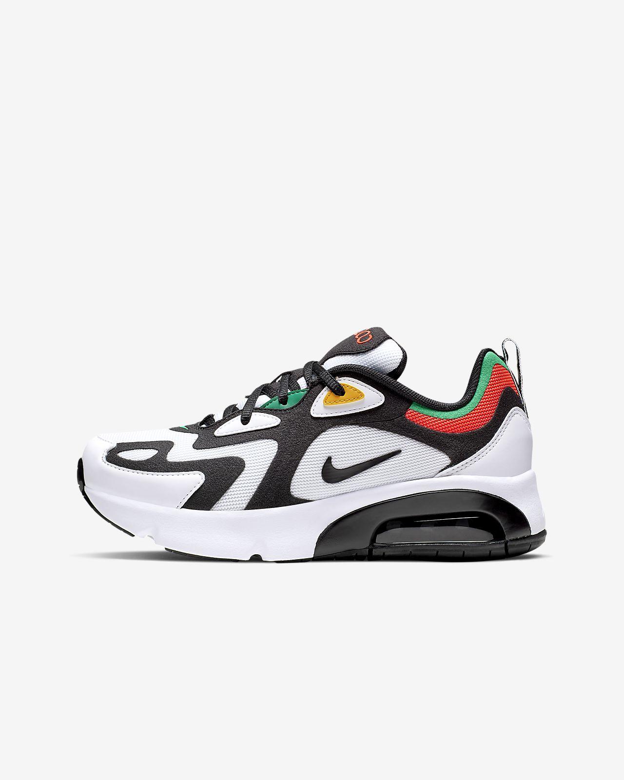 Buty dla dużych dzieci Nike Air Max 200 Game Change