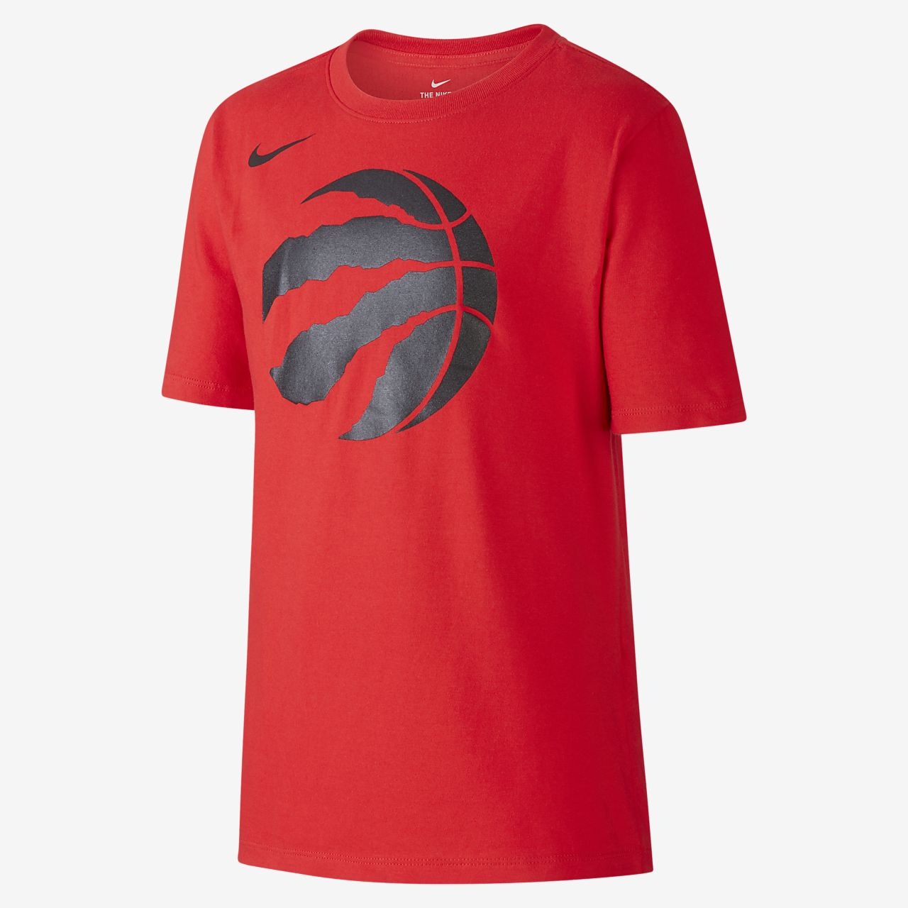 T-shirt NBA dla dużych dzieci (chłopców) Toronto Raptors Nike Dry
