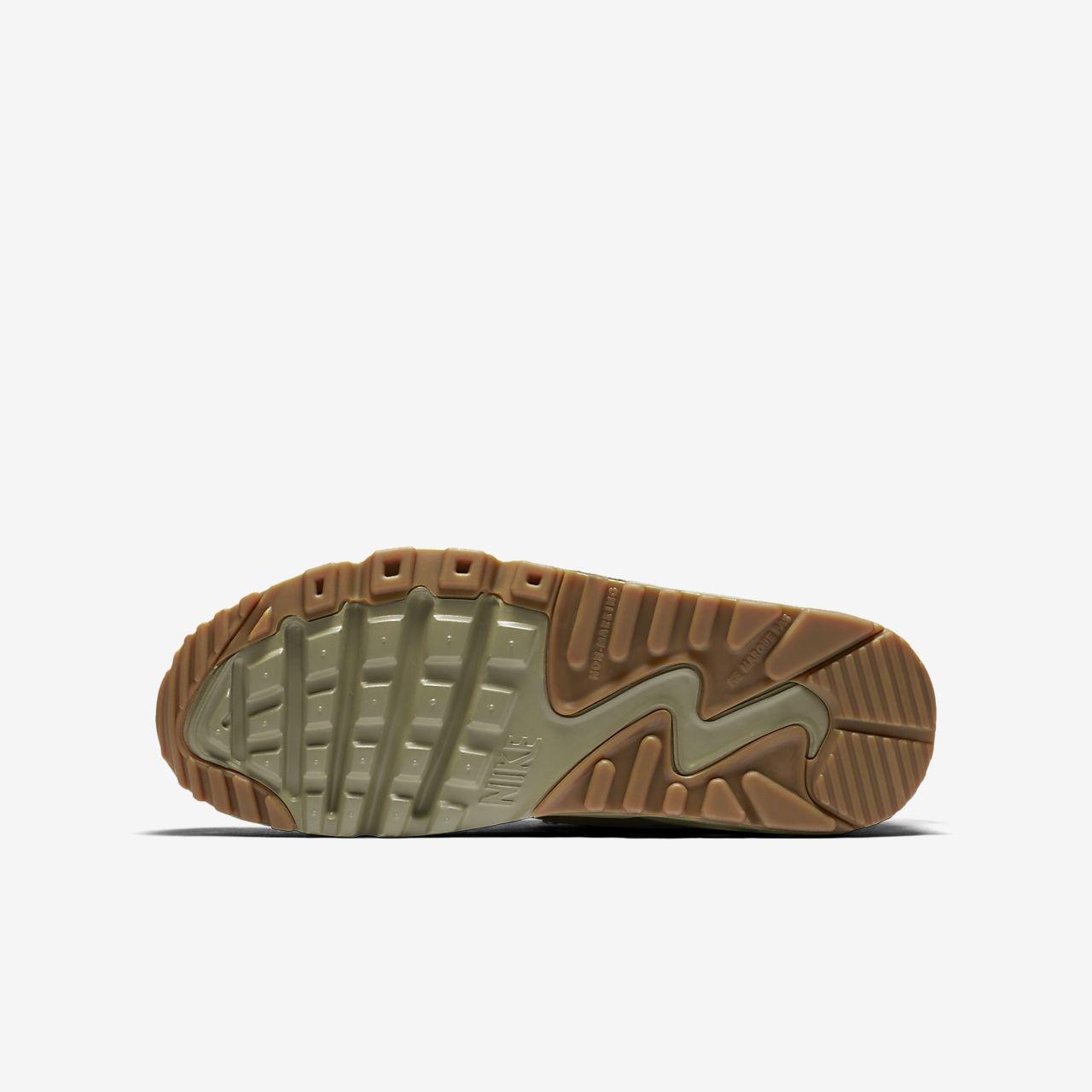 nike air max 90 winter big kids shoe