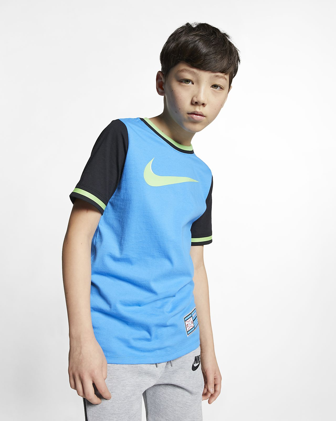 Payton's Nike (Doernbecher Freestyle) Big Kids' (Boys') T-Shirt