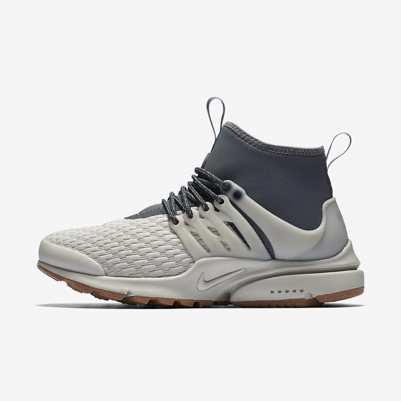 ... Nike Air Presto Mid Utility Premium Women\u0027s Shoe