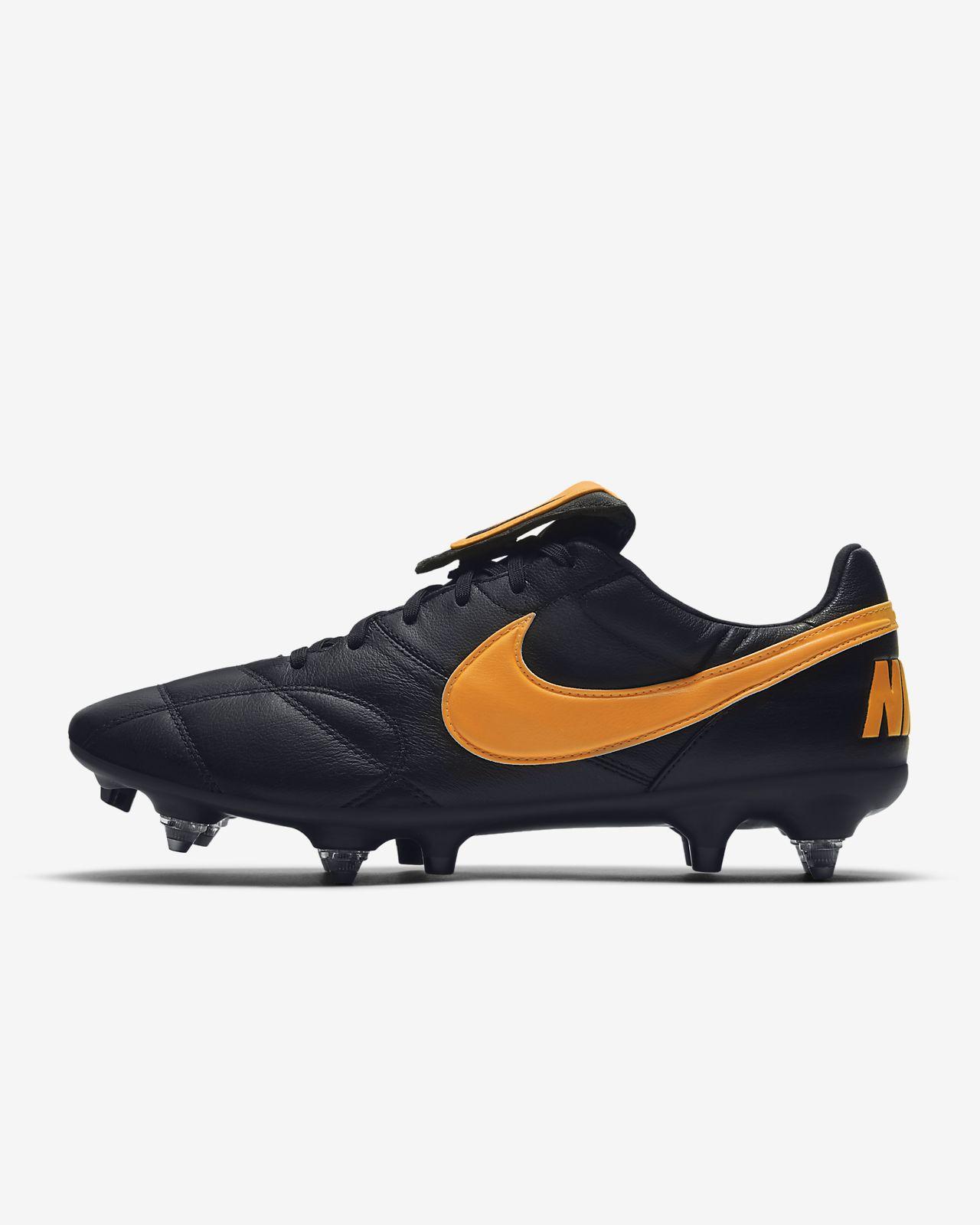 Nike Premier II Anti-Clog Traction SG-PRO fotballsko til mykt underlag