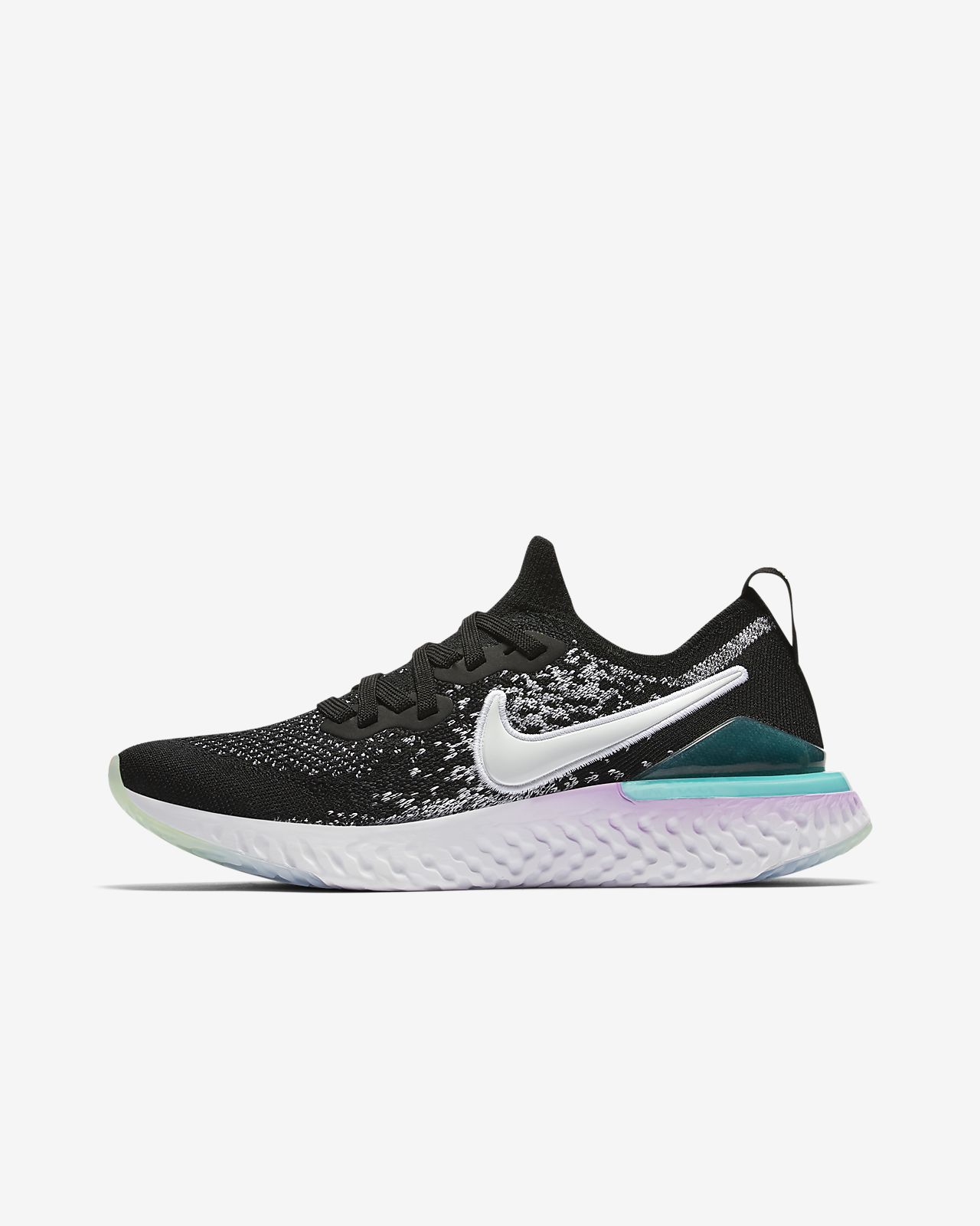 Nike Epic React Flyknit 2 Older Kids  Running Shoe. Nike.com SG c7ae40277