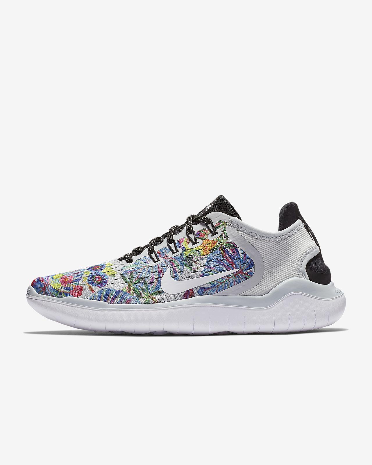 Nike Free RN 2018 Women's Graphic Running Shoe