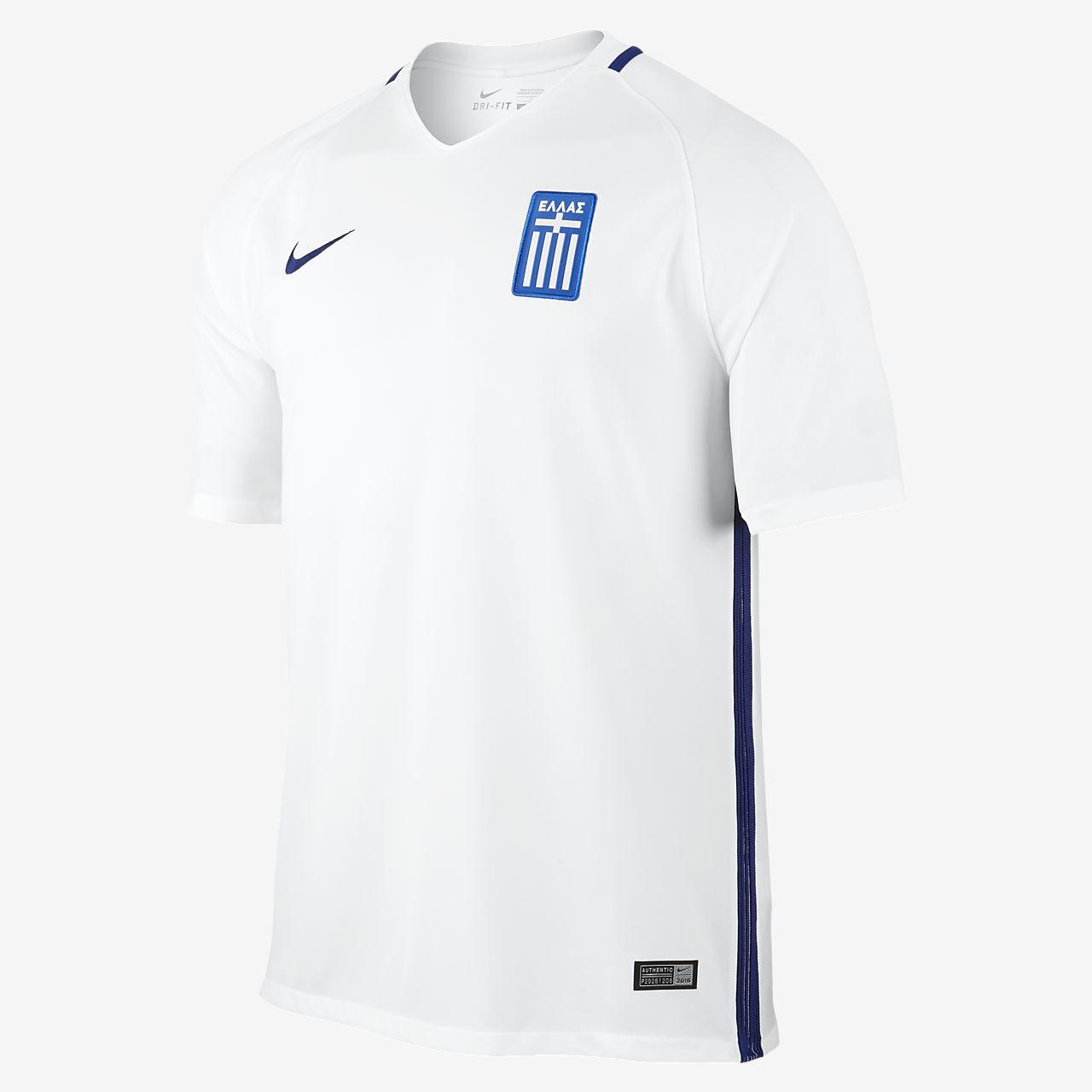 2016 Greece Stadium Home/Away Men's Football Shirt