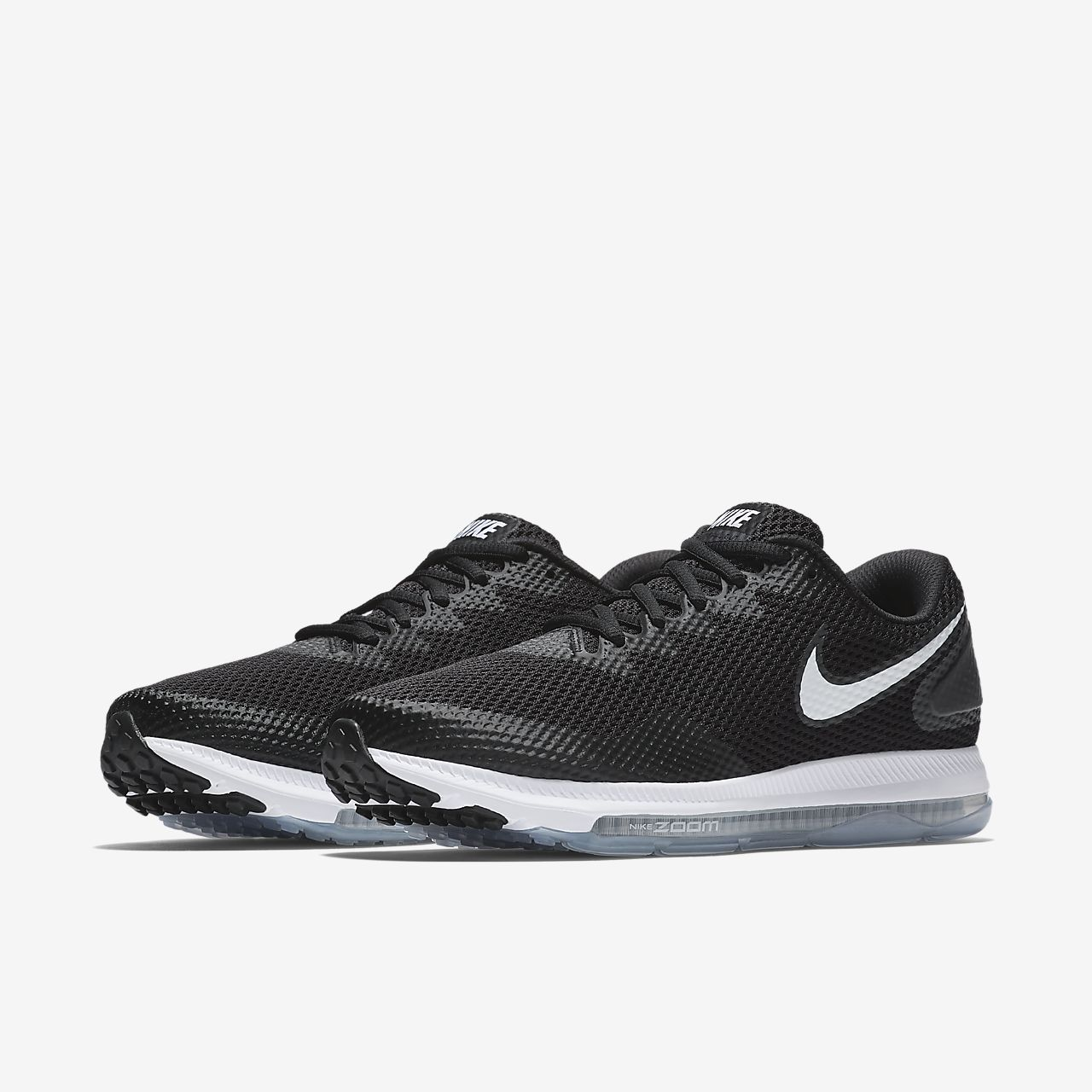 NIKE ZOOM ALL OUT Personalisation LOW 2 Really Cool BLACK ANTHRACITE WHITE AJ0035-003 Mens