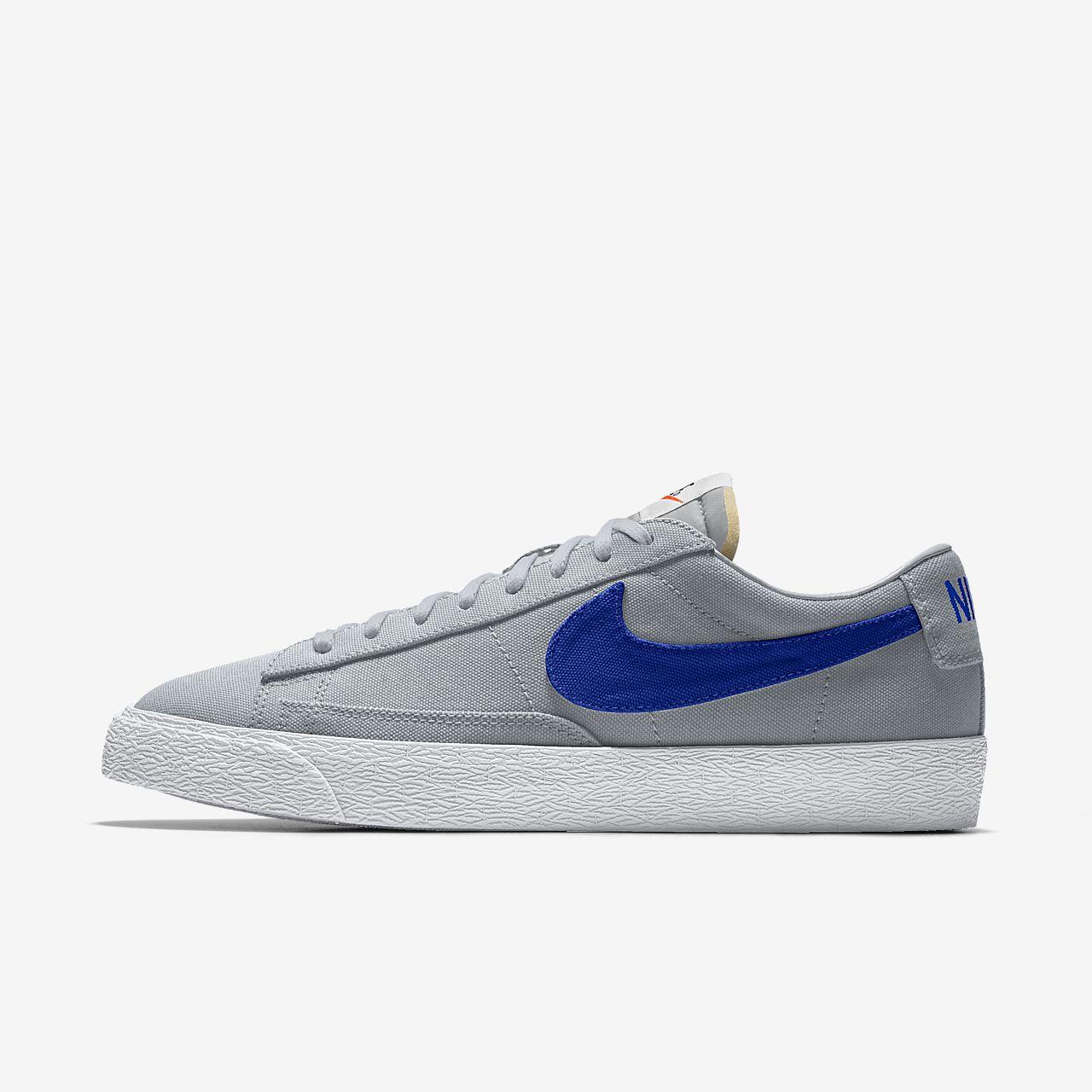 Nike Blazer Low By You personalisierbarer Herrenschuh