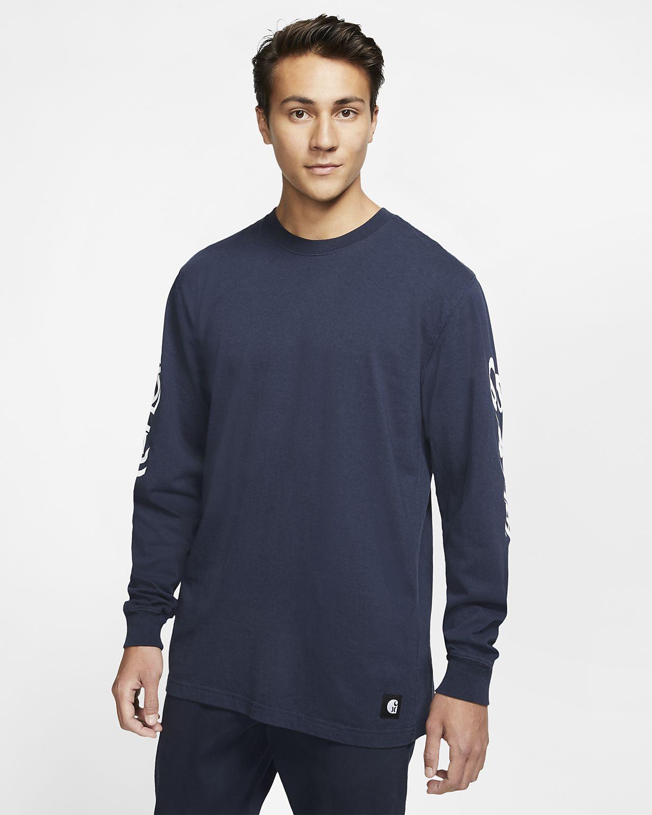 T-shirt a manica lunga Hurley x Carhartt
