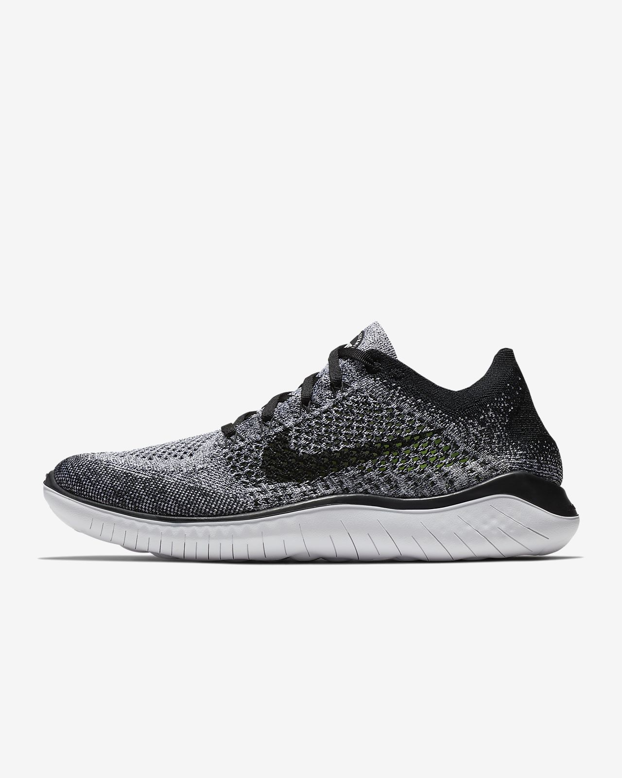 reputable site ddcf3 2fe6a Mens Running Shoe. Nike Free RN Flyknit 2018