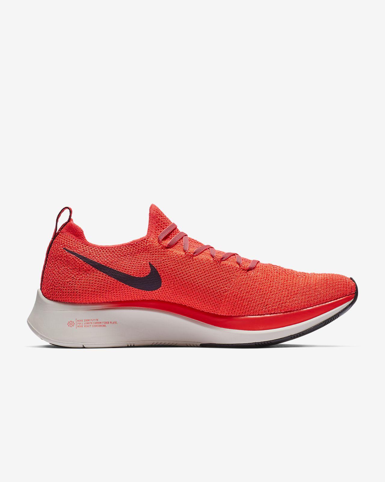 31430a60e161 Nike Zoom Fly Flyknit Men s Running Shoe. Nike.com BE