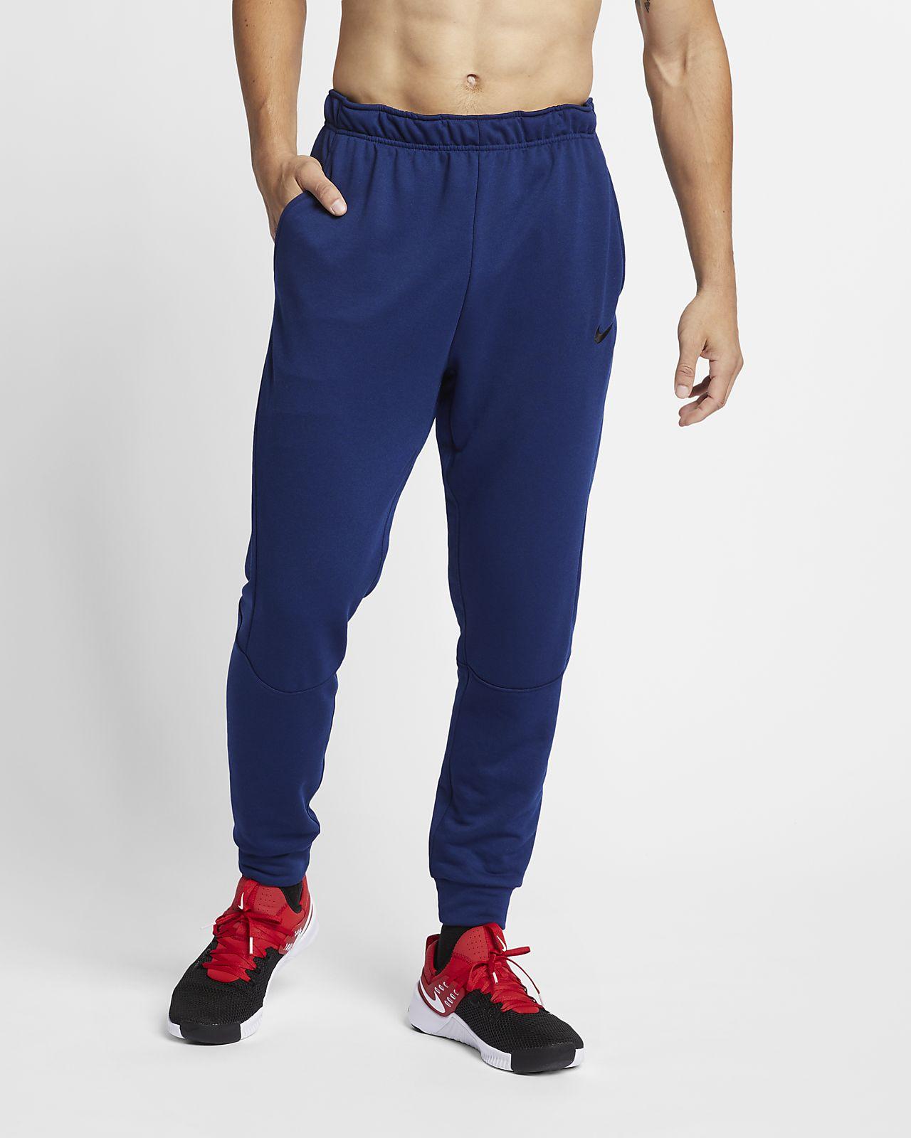Nike Dri Fit Men S Tapered Fleece Training Pants Nike Com