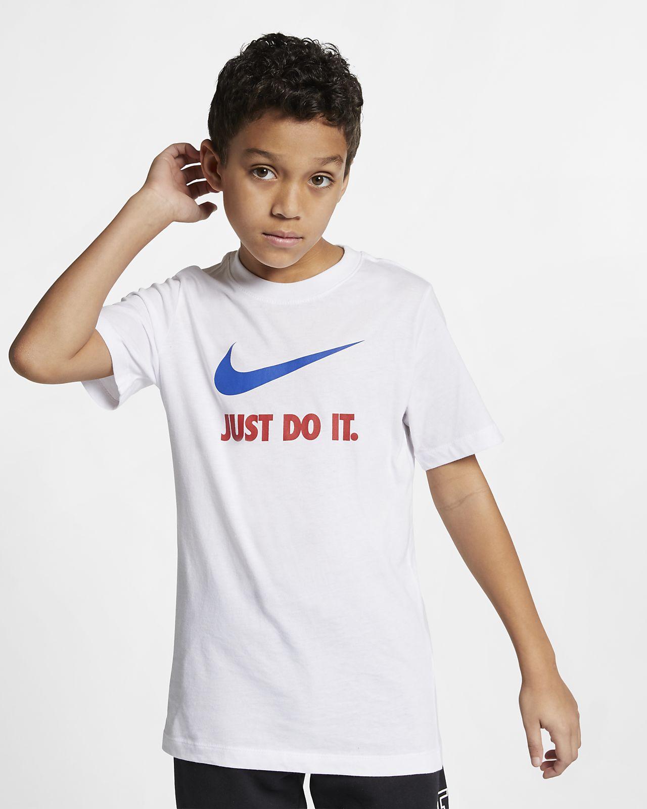 Tee-shirt JDI Nike Sportswear pour Enfant plus âgé