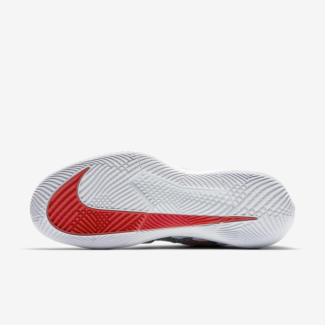 Nike - Nike Air Zoom Ultra Hommes Chaussure de tennis - EU 43 - US 9,5 rouge