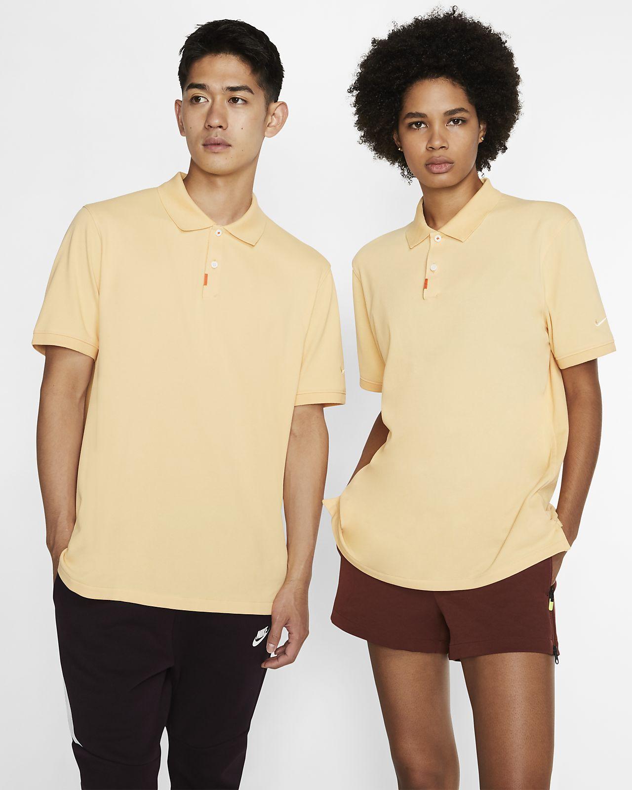 The Nike Polo uniszex karcsúsított fazonú galléros póló