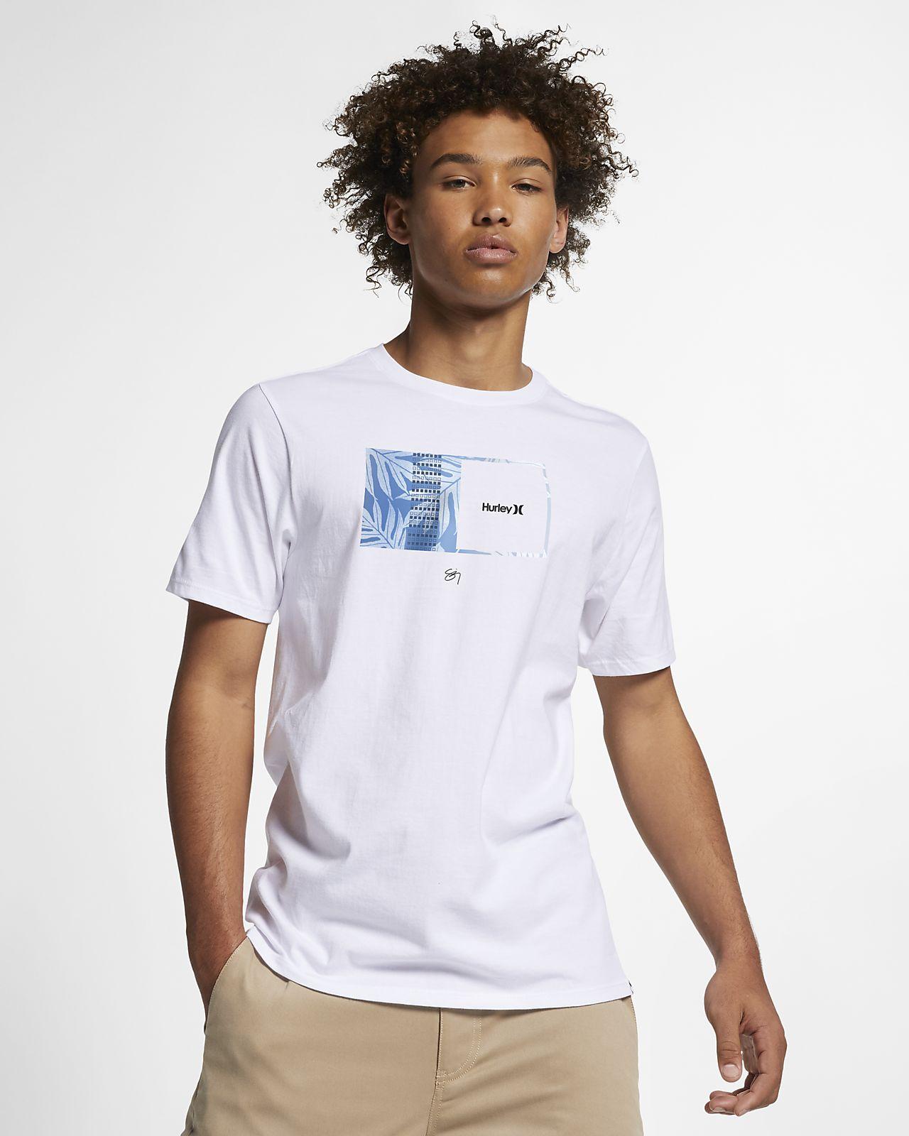 Hurley Sig Zane Moorea Men's T-Shirt
