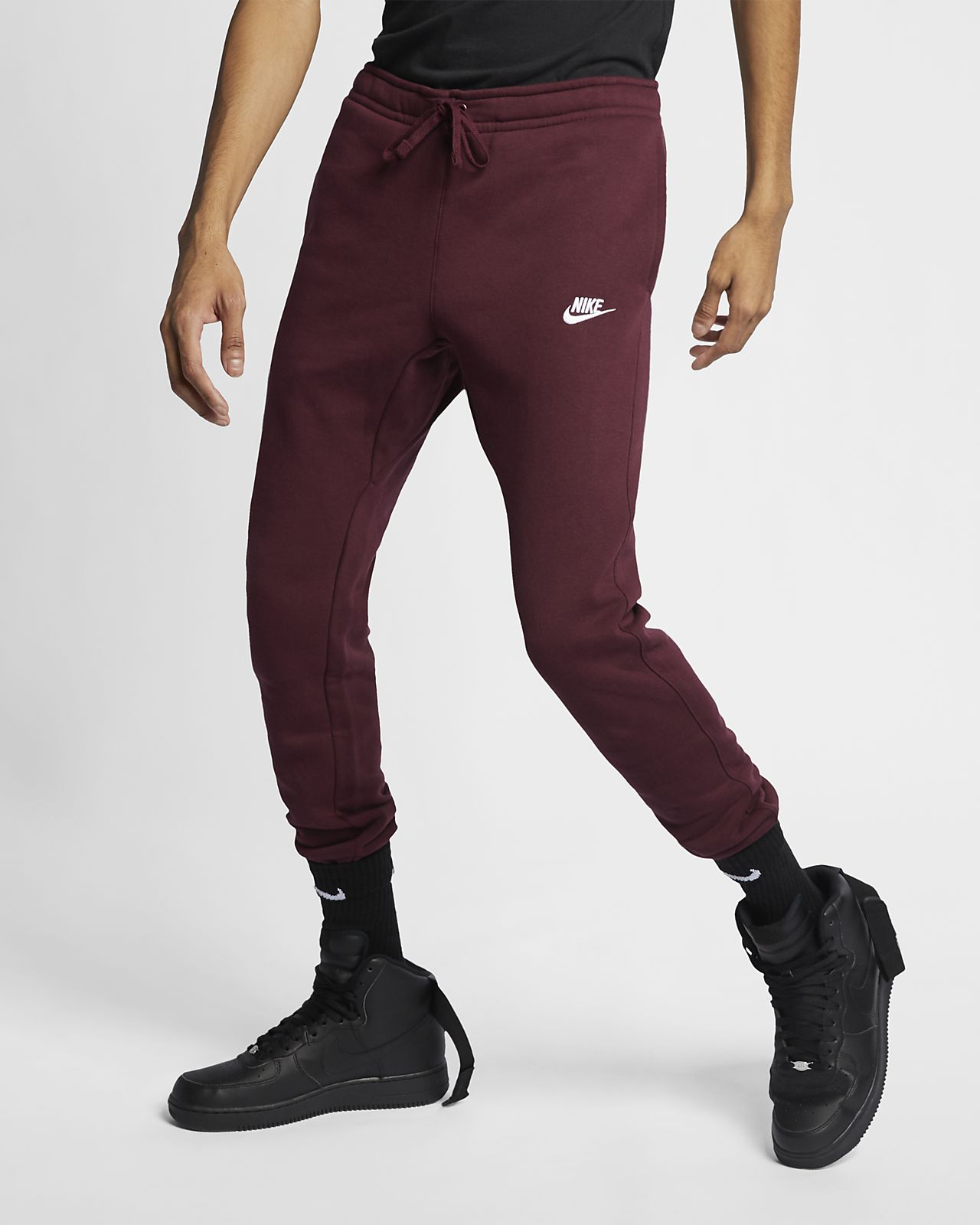 1d719c63aae766 Nike Sportswear Club Fleece Men s Joggers. Nike.com NO