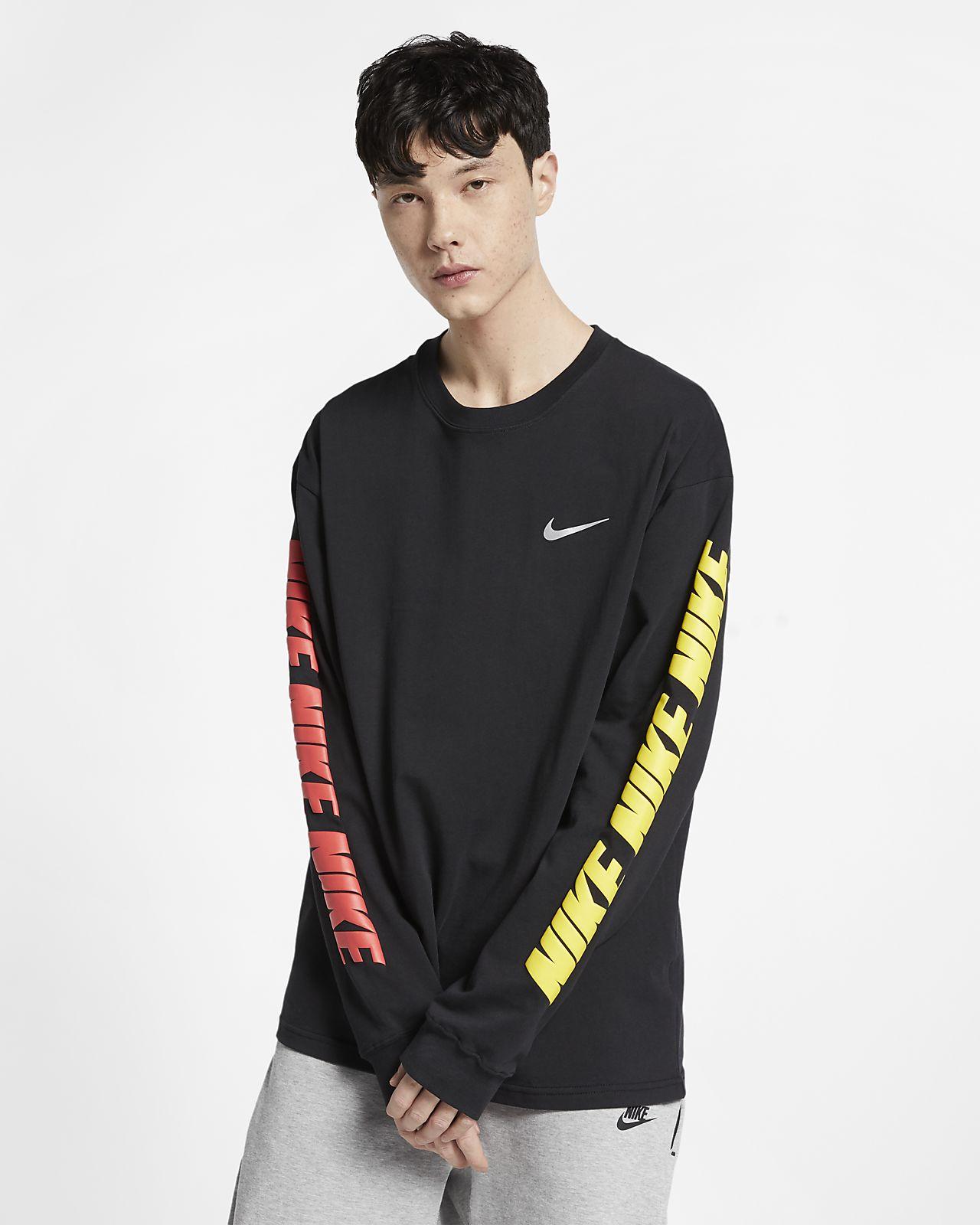 Футболка с длинным рукавом Nike