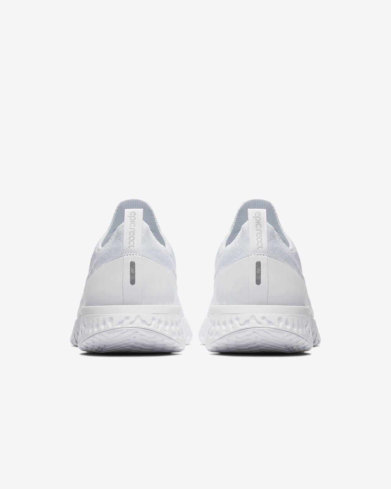 online store 862d7 5e118 ... Nike Epic React Flyknit Men s Running Shoe