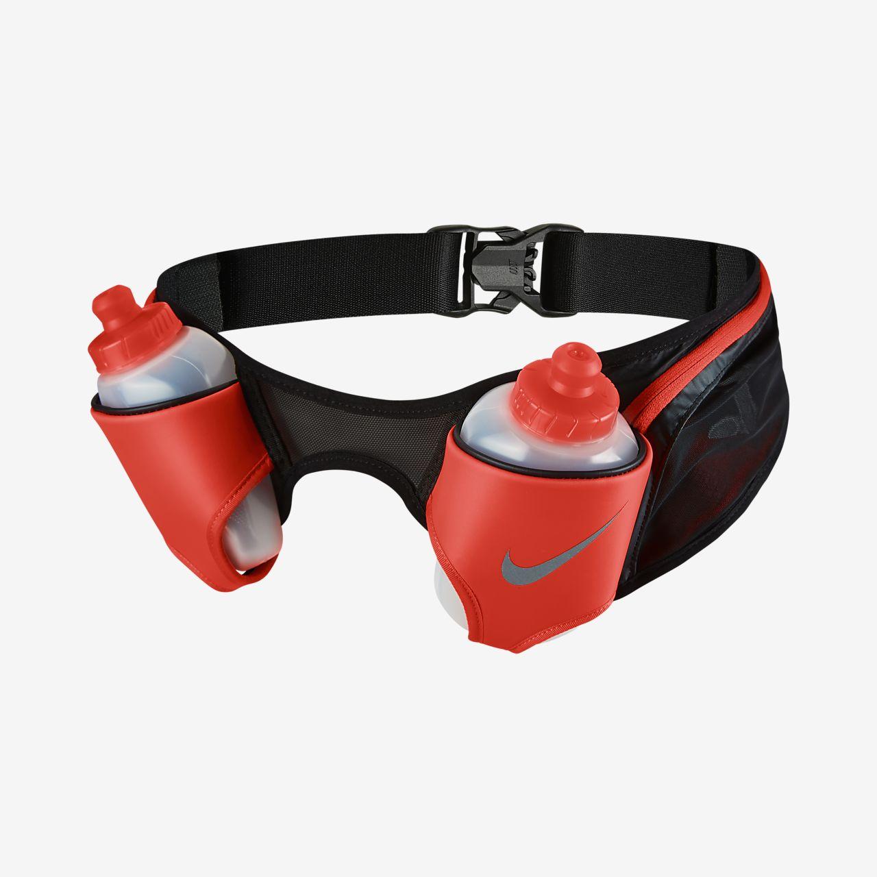 Pas na dwa bidony o pojemności 0,6 l Nike