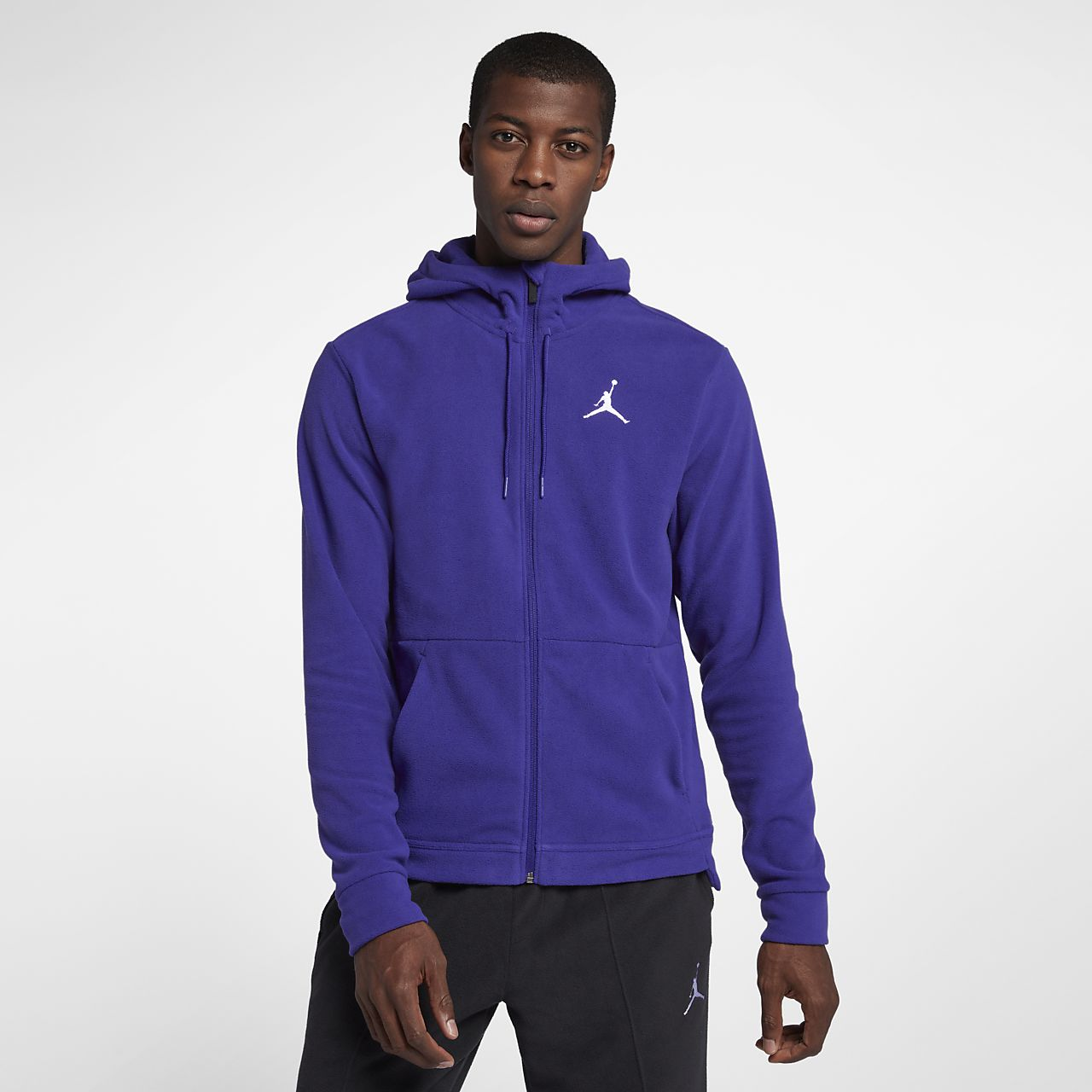 Jordan Therma 23 Alpha Men's Full-Zip Training Hoodie