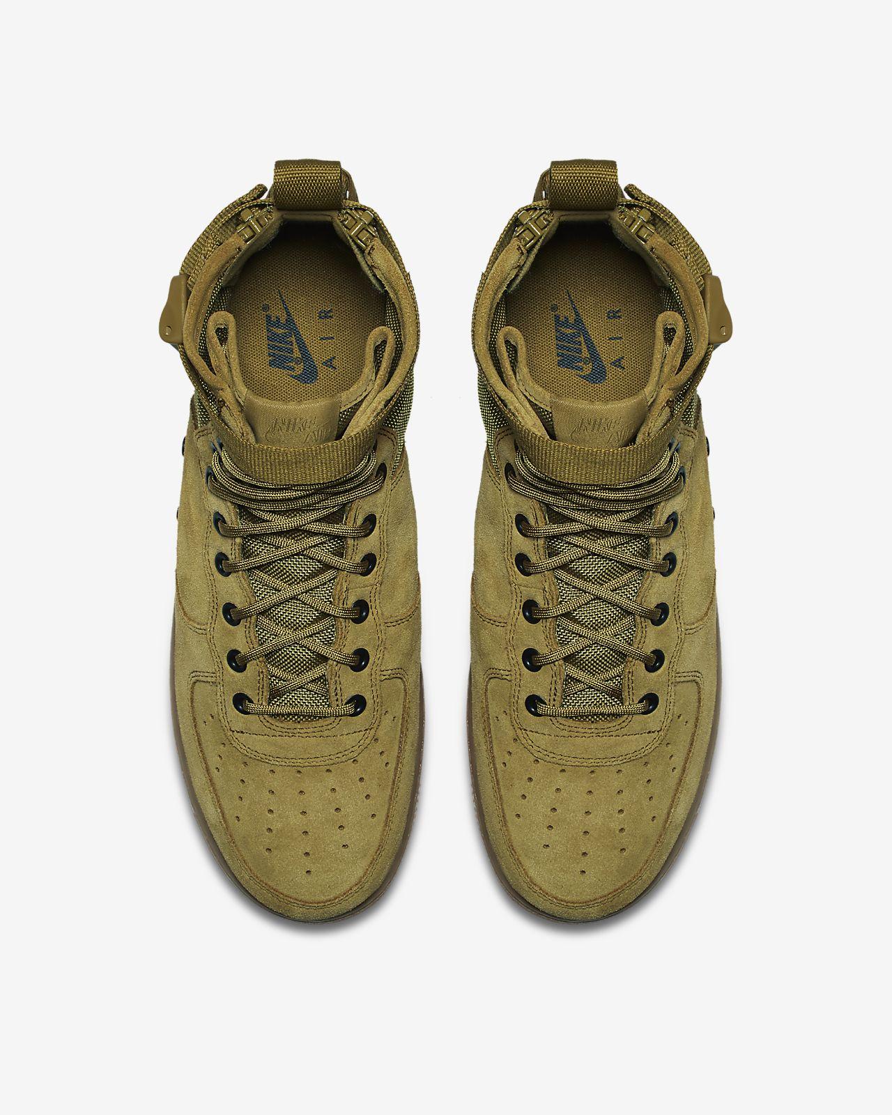 Calzado para hombre Nike SF Air Force 1 Mid. Nike.com MX bf837291f61
