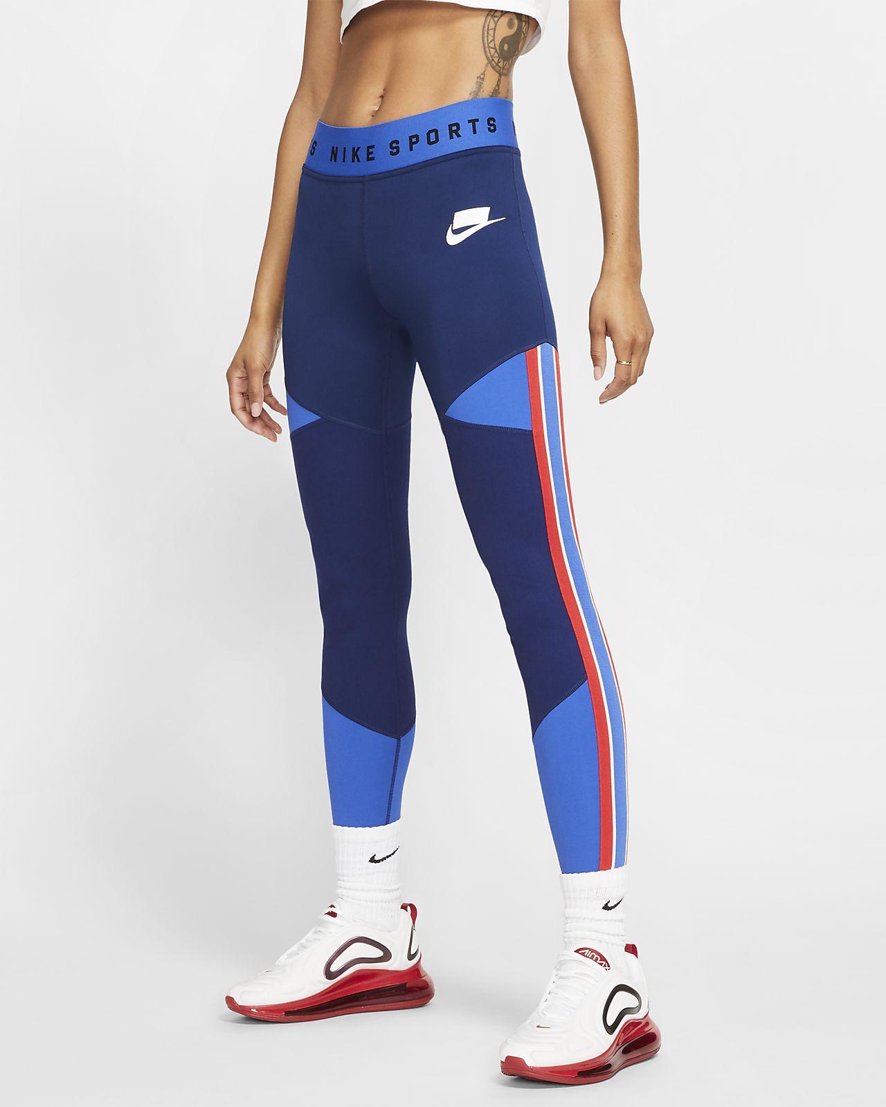 Женские леггинсы с графикой Nike Sportswear NSW