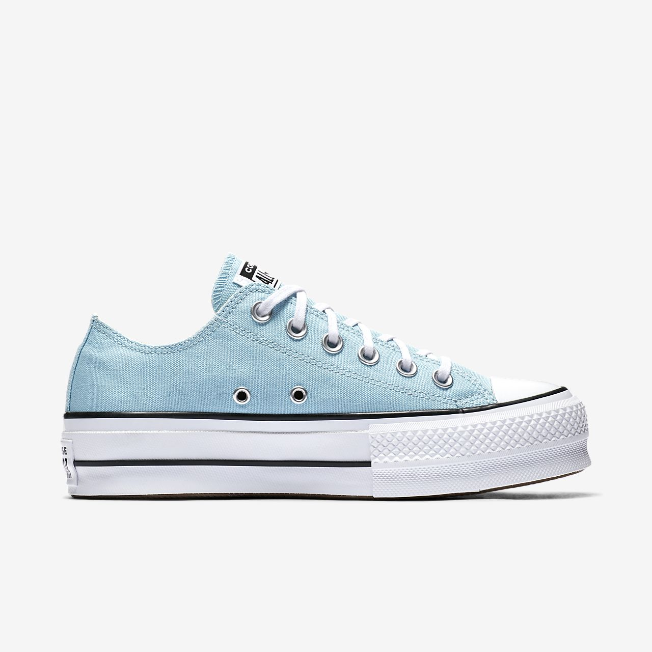 converse chuck taylor all star lift rosa