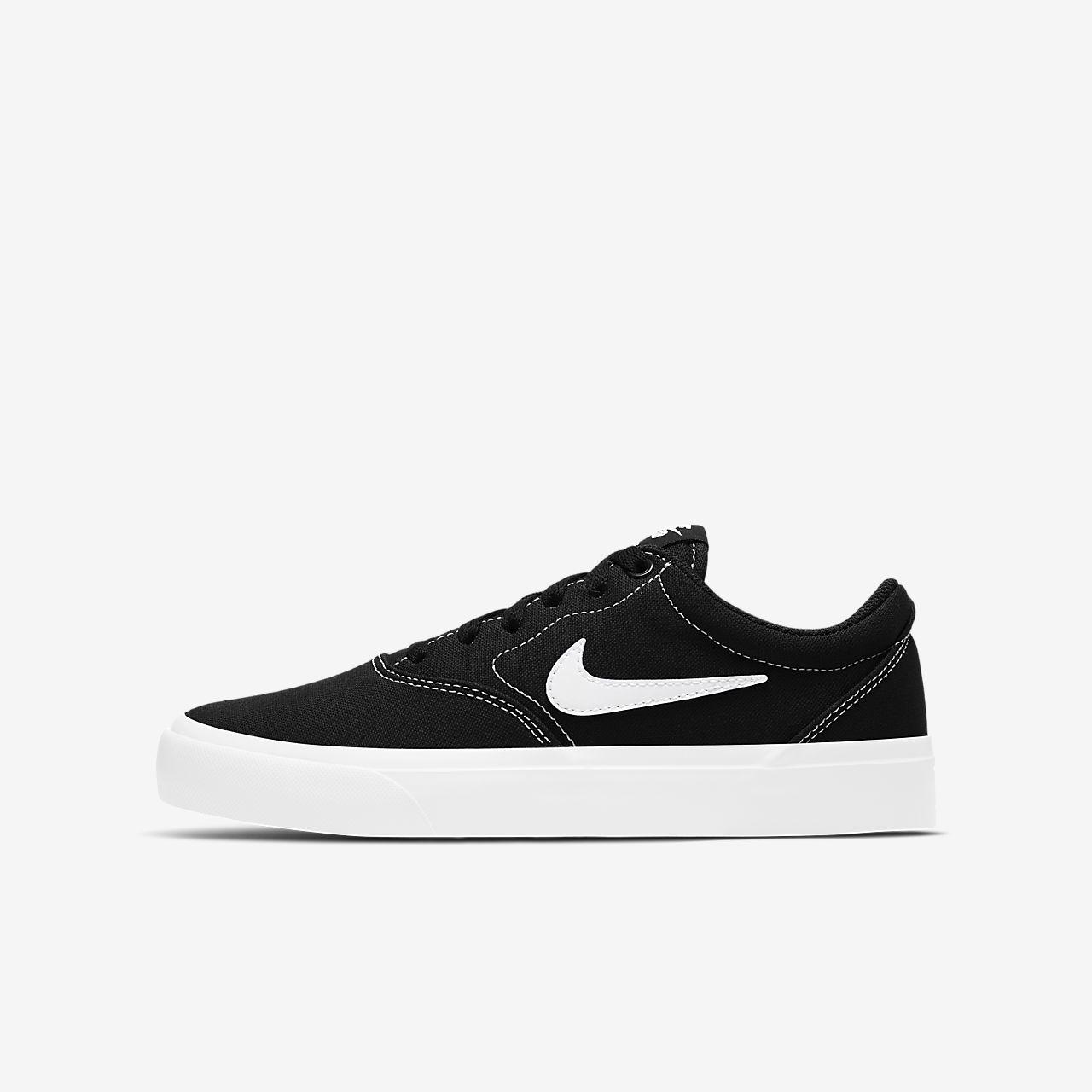 Buty do skateboardingu dla dużych dzieci Nike SB Charge Canvas