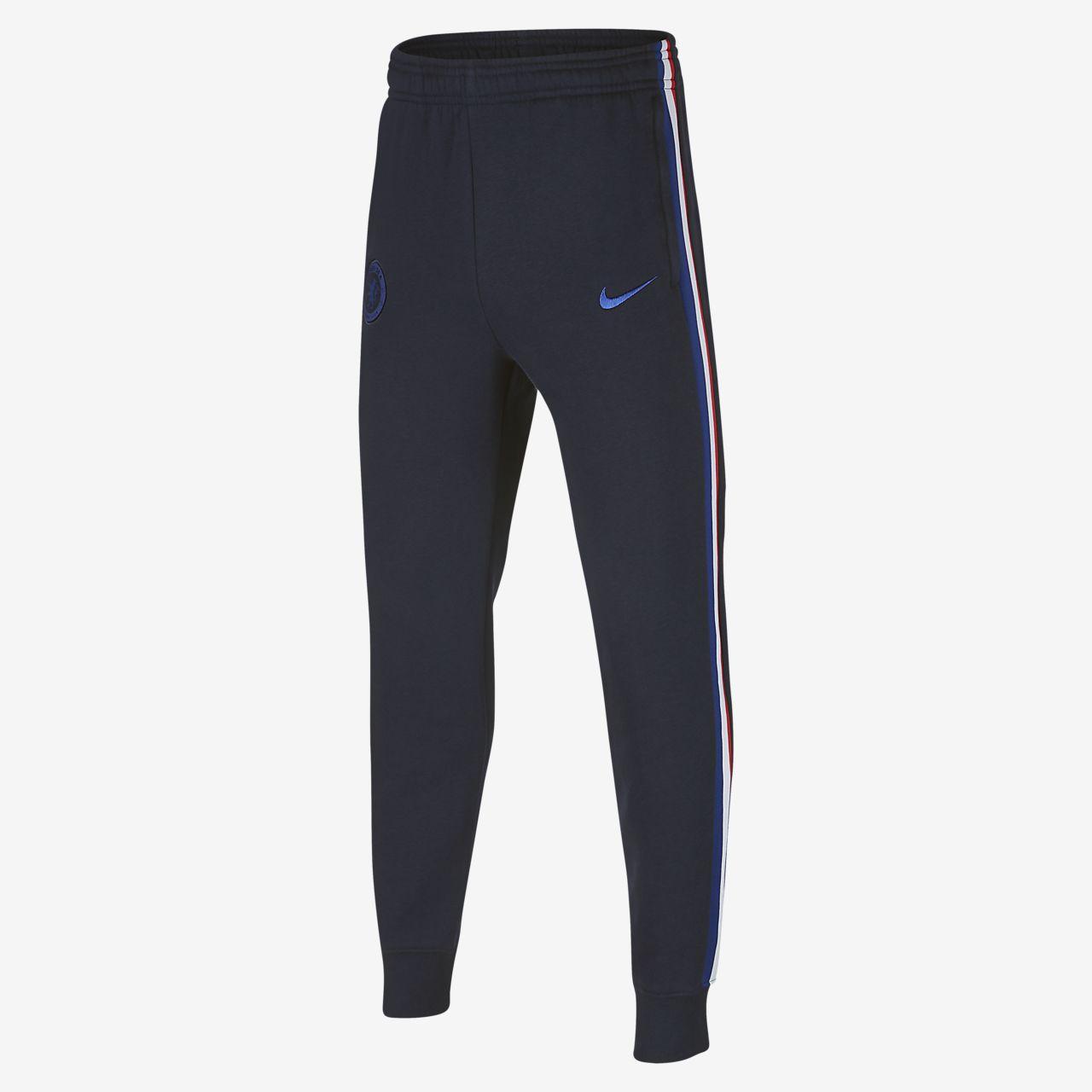 Chelsea FC Older Kids' Fleece Pants