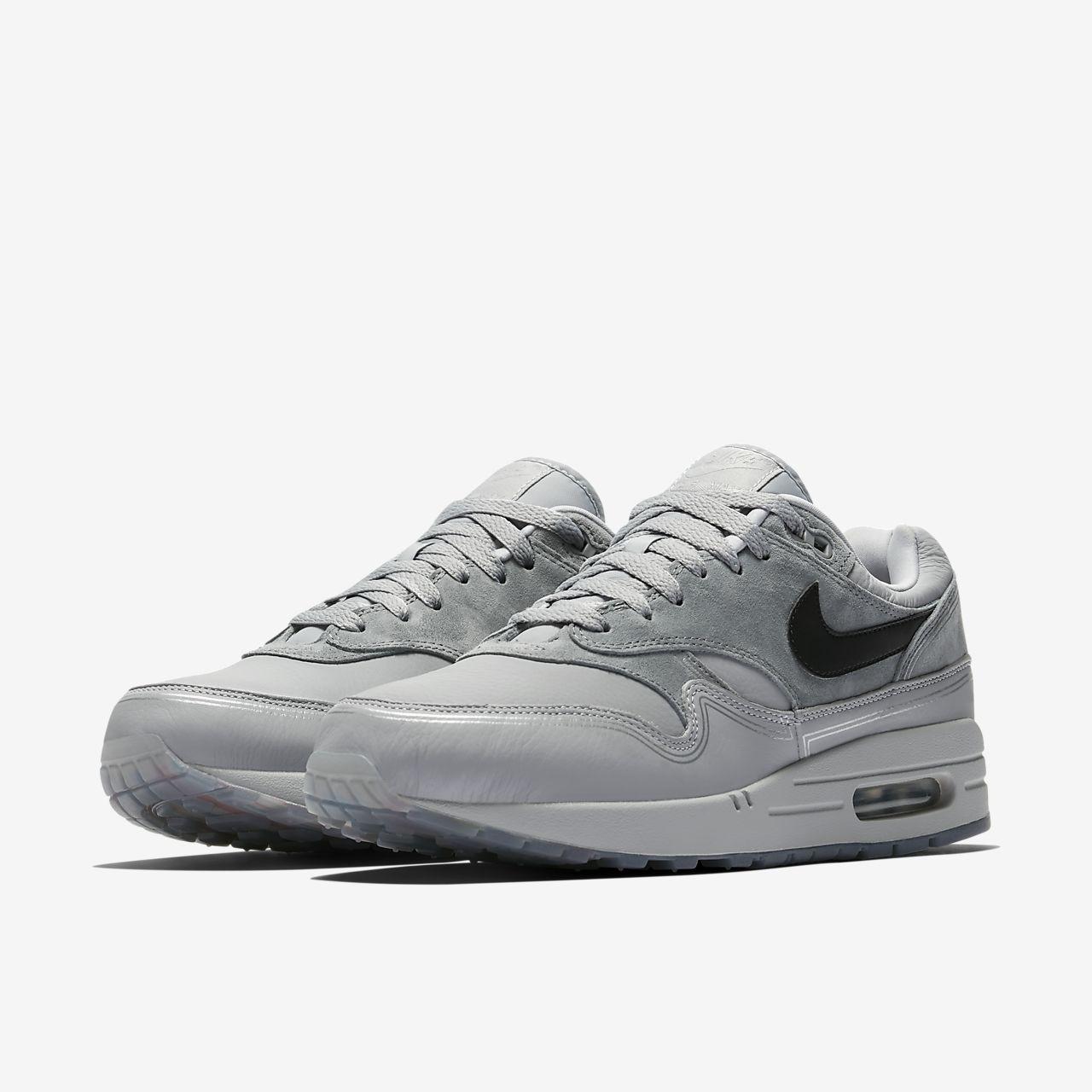 Nike Air Max 90 High Fur Dunkel Grau Schwarz Verkauf Kaufen