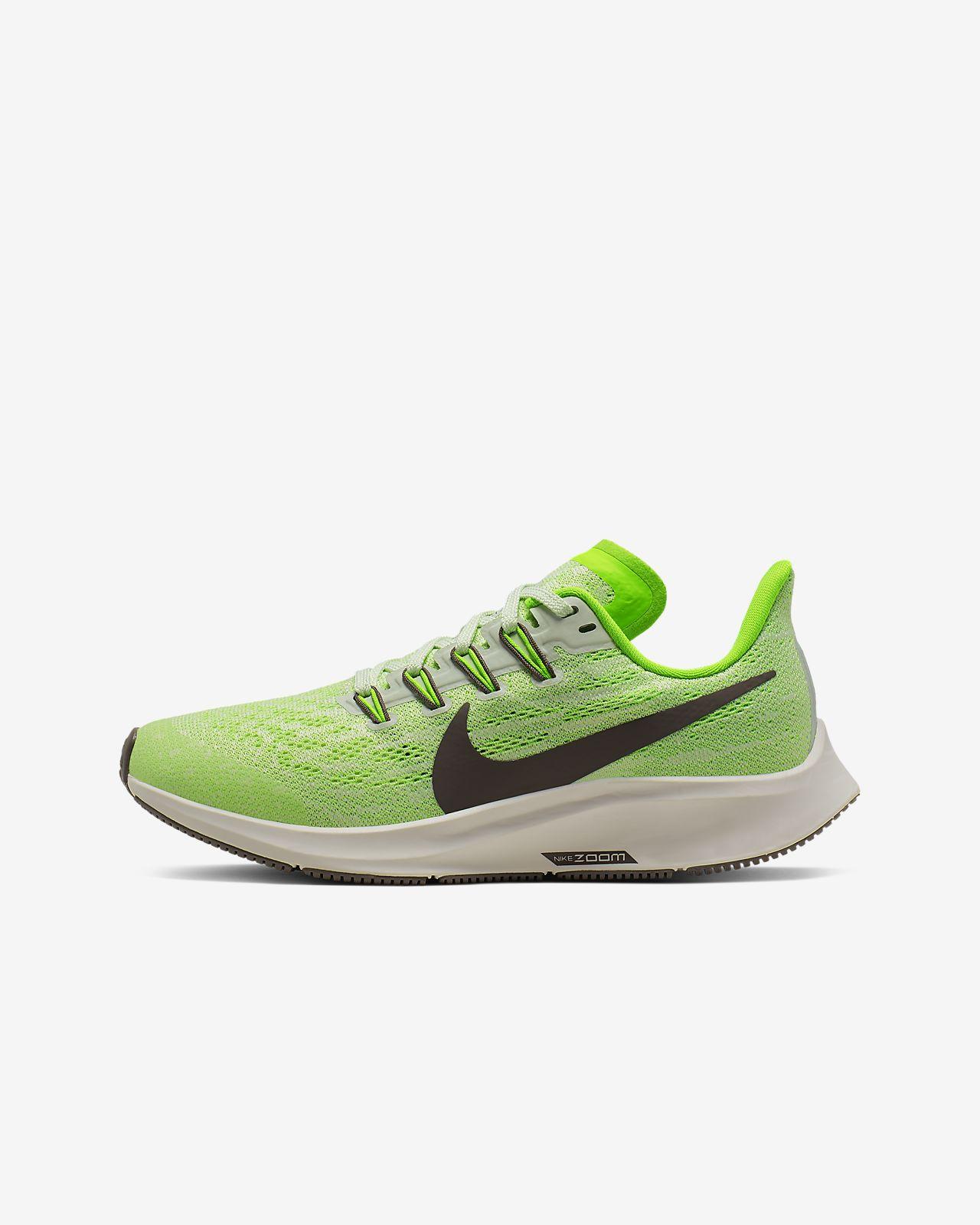 d0c3718334 Nike Air Zoom Pegasus 36 Little/Big Kids' Running Shoe