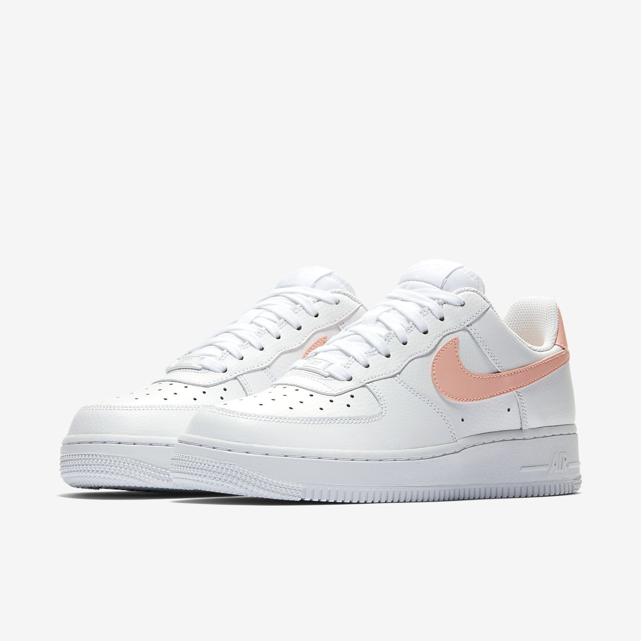 nike air force 1 07 patent weiß