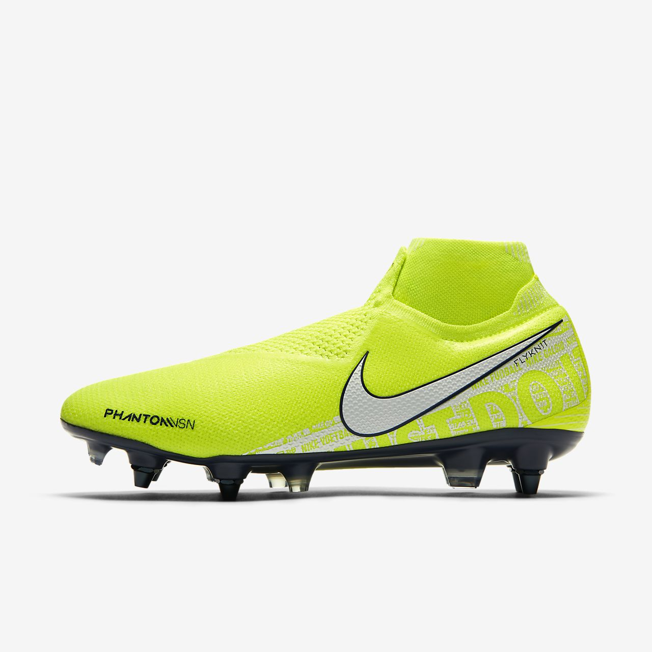 Chaussure de football à crampons Nike Phantom Vision Elite Dynamic Fit Anti-Clog SG-PRO