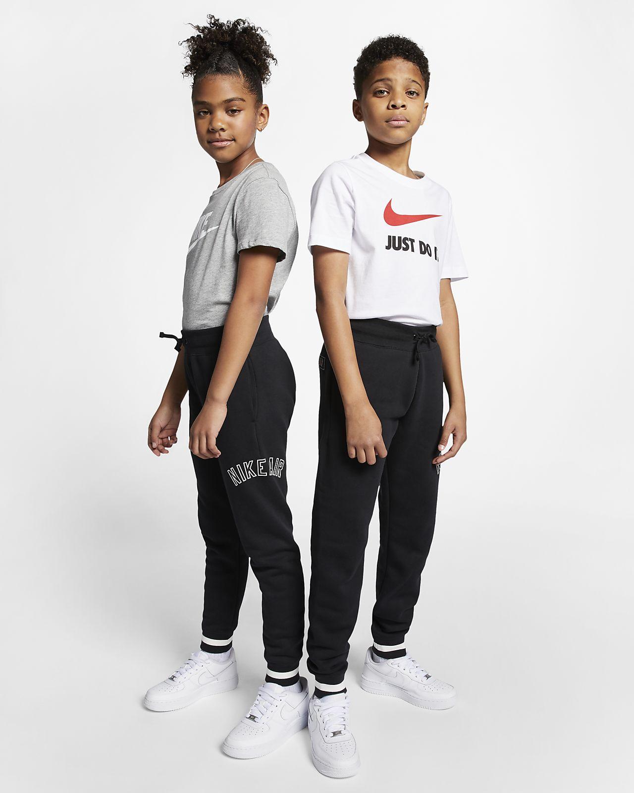Nike Air 大童運動褲