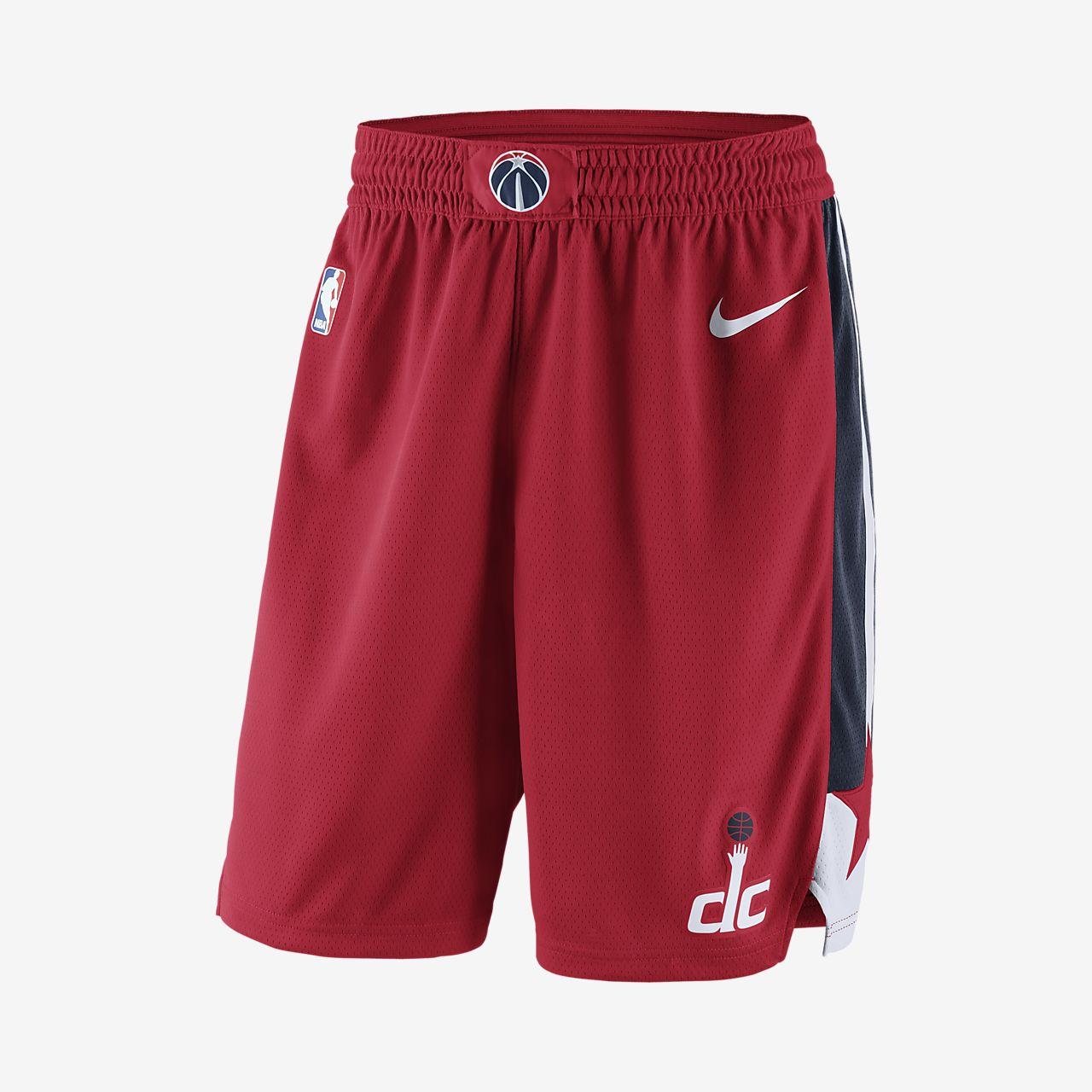 4c791ae5e Washington Wizards Nike Icon Edition Swingman Men s NBA Shorts. Nike ...