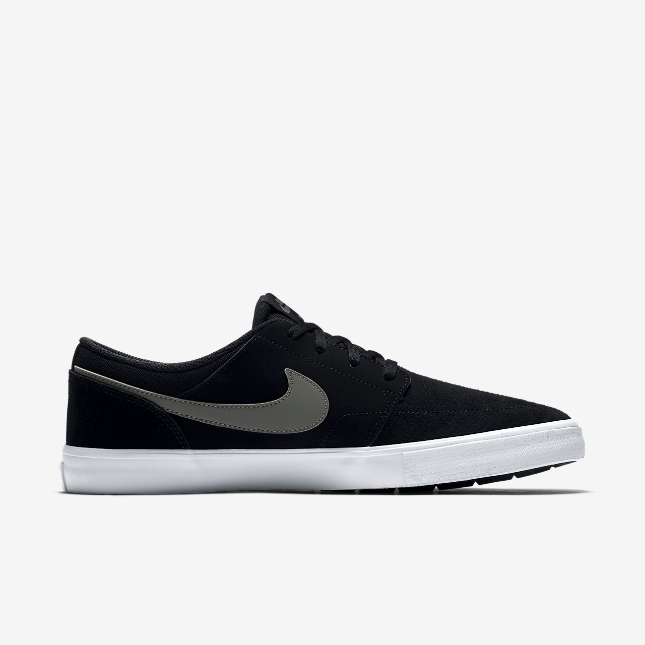 Nike SB Portmore Ii Sneaker Low Herren Schwarz Schuhe Shop